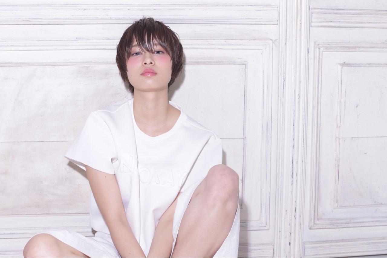 抜け感 愛され 小顔 ガーリー ヘアスタイルや髪型の写真・画像 | 髪質改善、シアカラーで大人の女性をプロデュース☆ / Zina CENTRAL
