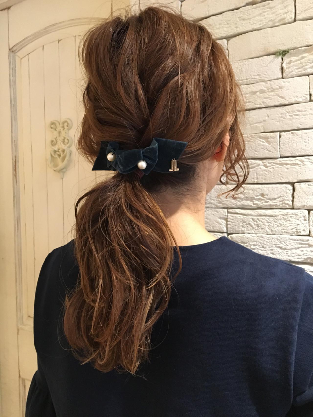 アッシュ セミロング 外国人風 大人女子ヘアスタイルや髪型の写真・画像