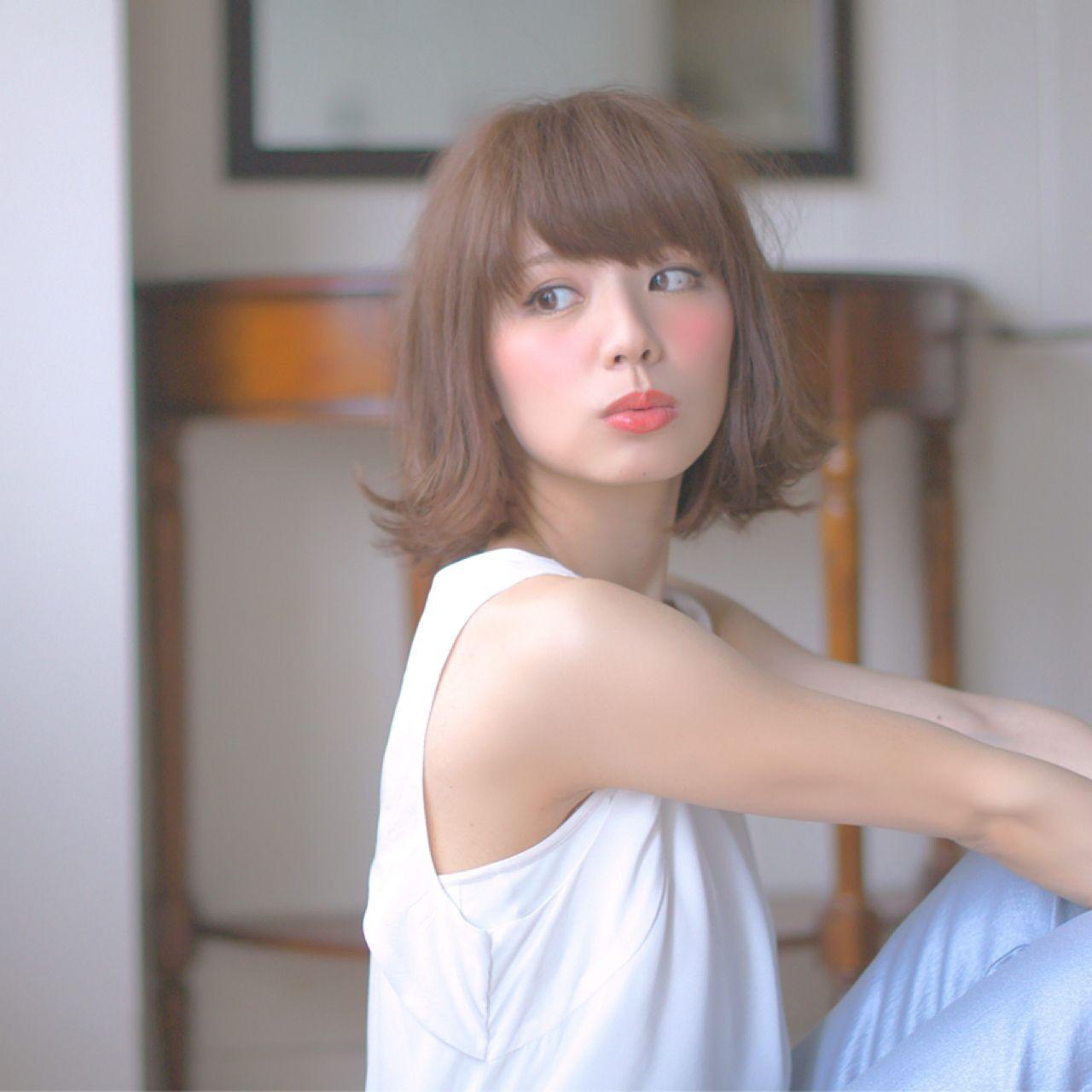 誰よりも可愛くなれる♡おフェロ髪になりた~い♡♡ 塚由晃司