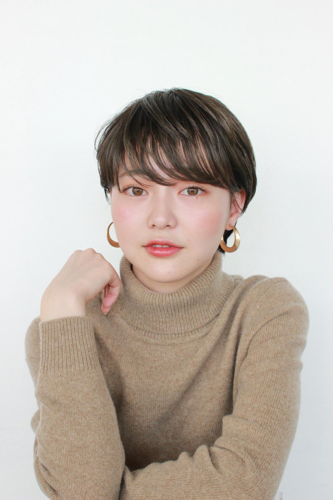 ベリーショート ミニボブ ショート ショートボブ ヘアスタイルや髪型の写真・画像 | 児玉善央 / GARDEN harajuku
