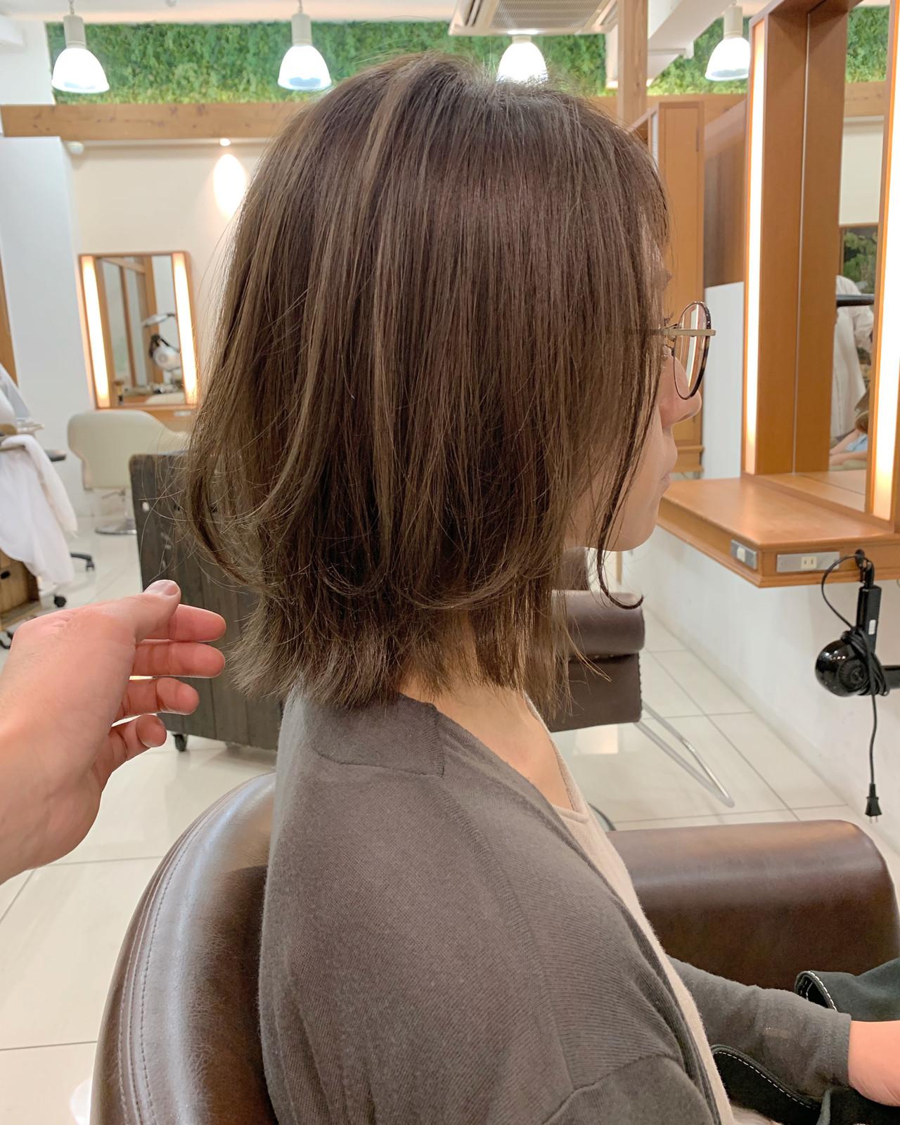 ふんわり 簡単ヘアアレンジ ボブ 可愛い ヘアスタイルや髪型の写真・画像 | 【つくば美容師】ショートヘア愛好家/矢崎 翔太 / ジールサロン