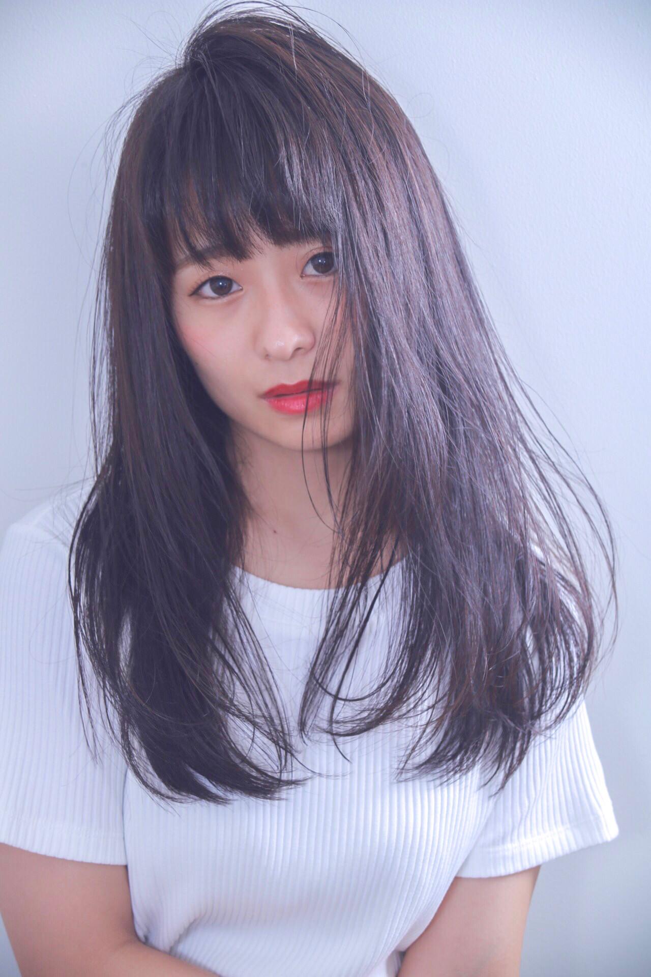 女子会 オフィス デート ナチュラル ヘアスタイルや髪型の写真・画像 | 伊藤 裕貴 / LOAOL上小田井店