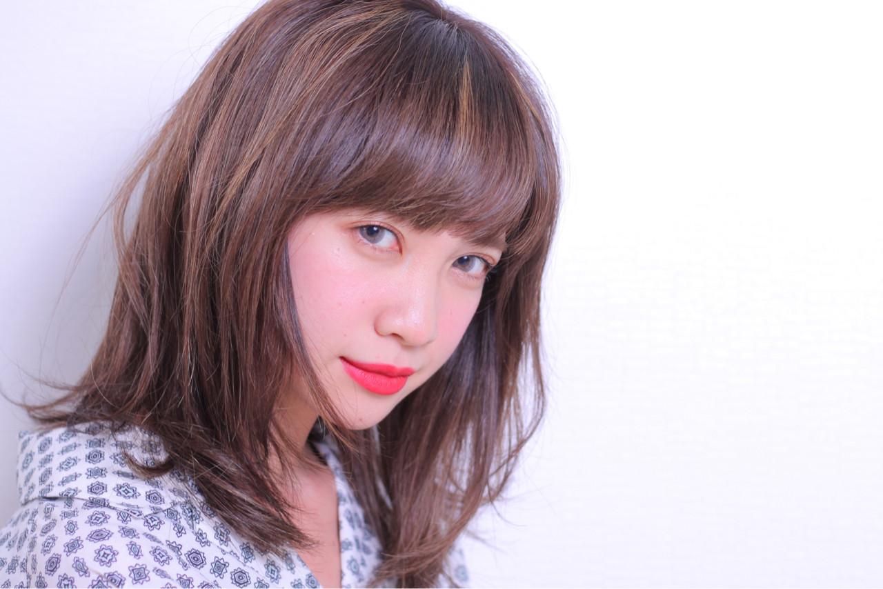 大人かわいい エフォートレス 愛され リラックス ヘアスタイルや髪型の写真・画像 | Masayuki Seto / PROS:旭商店街店