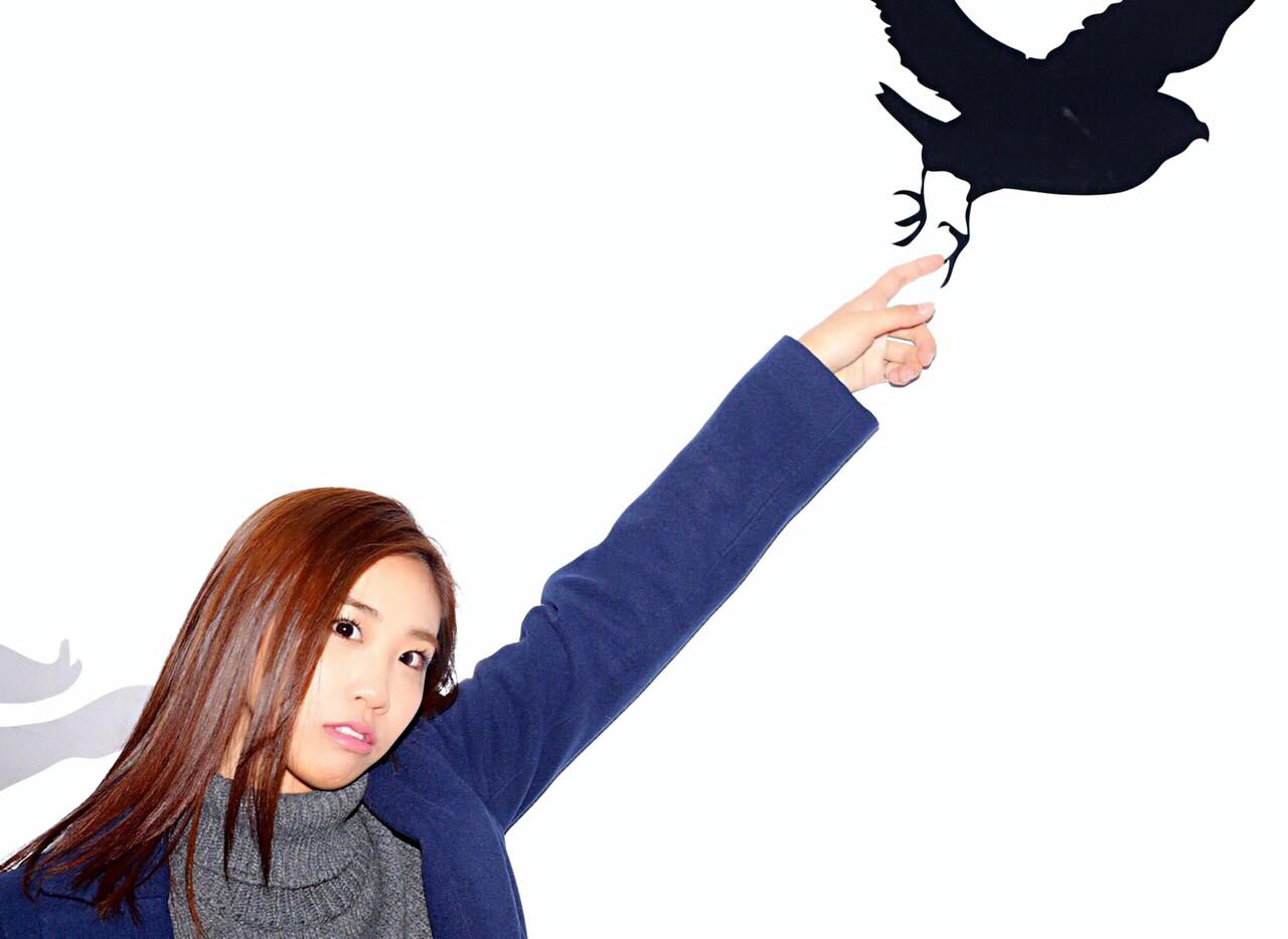 モード 大人女子 ストリート ナチュラル ヘアスタイルや髪型の写真・画像 | mitou okamori /