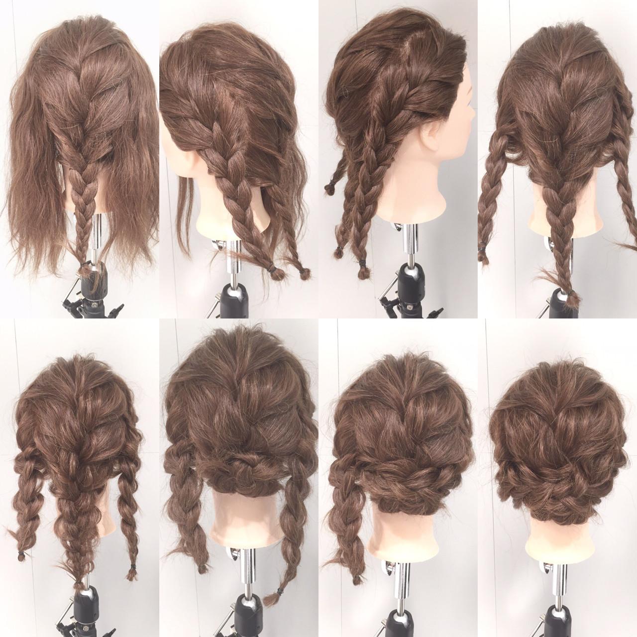 """テーマは""""イマドキ""""の髪型。夏の浴衣ヘアアレンジ9選♡ 村上 泰正 / Allie"""