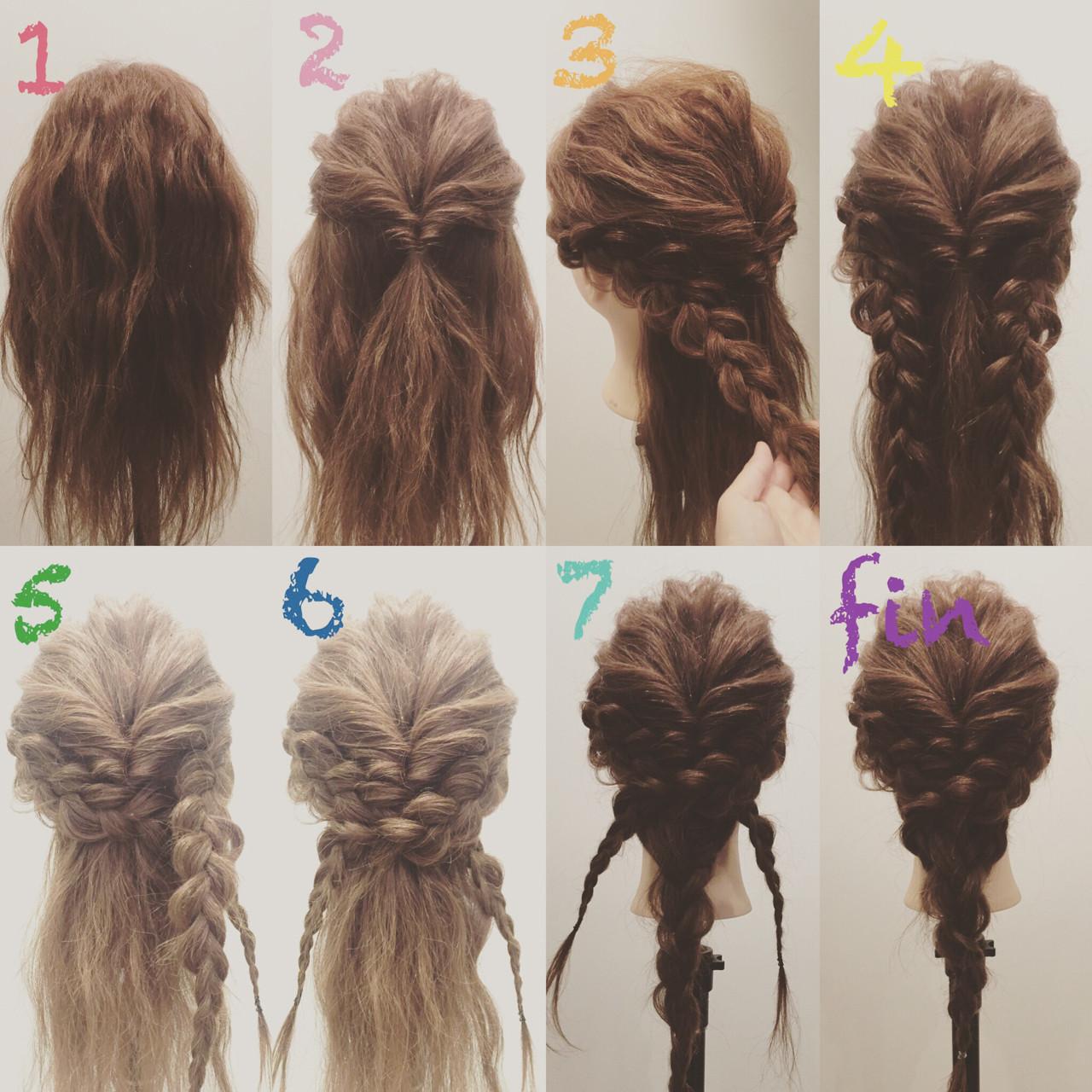 """テーマは""""イマドキ""""の髪型。夏の浴衣ヘアアレンジ9選♡ いまむ / ARES"""