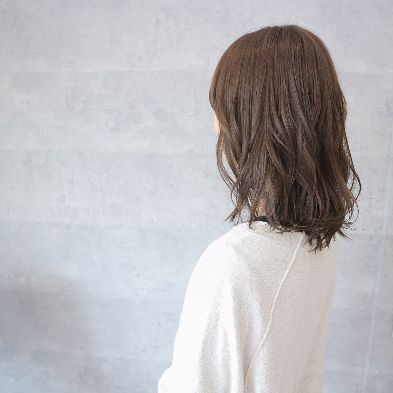 ボブ フェミニン リラックス モード ヘアスタイルや髪型の写真・画像   桑村亮太/CALIF hair store / 函館/CALIF hair store/キャリフ ヘアストア