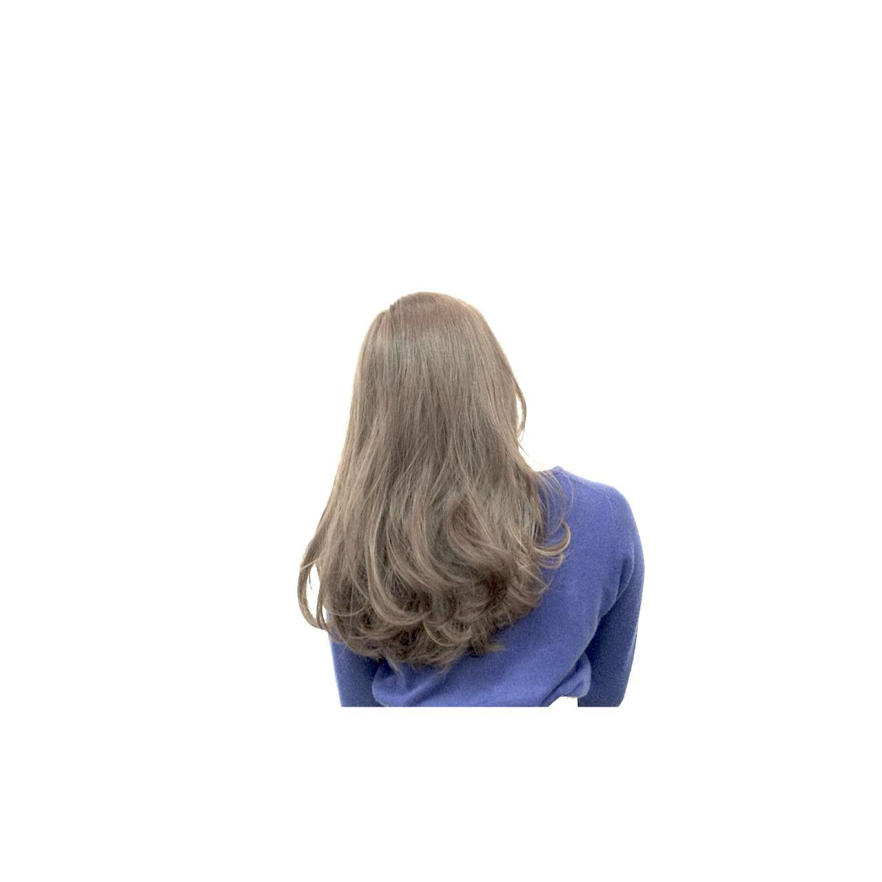 ナチュラル 黒髪 ストリート アッシュヘアスタイルや髪型の写真・画像