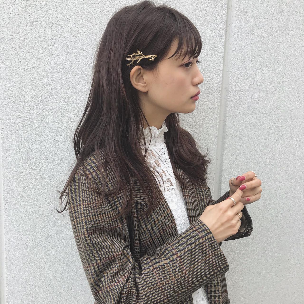 ヘアアレンジ 結婚式 ナチュラル 簡単ヘアアレンジ ヘアスタイルや髪型の写真・画像 | 佐々木拓巳 / GARDEN harajuku