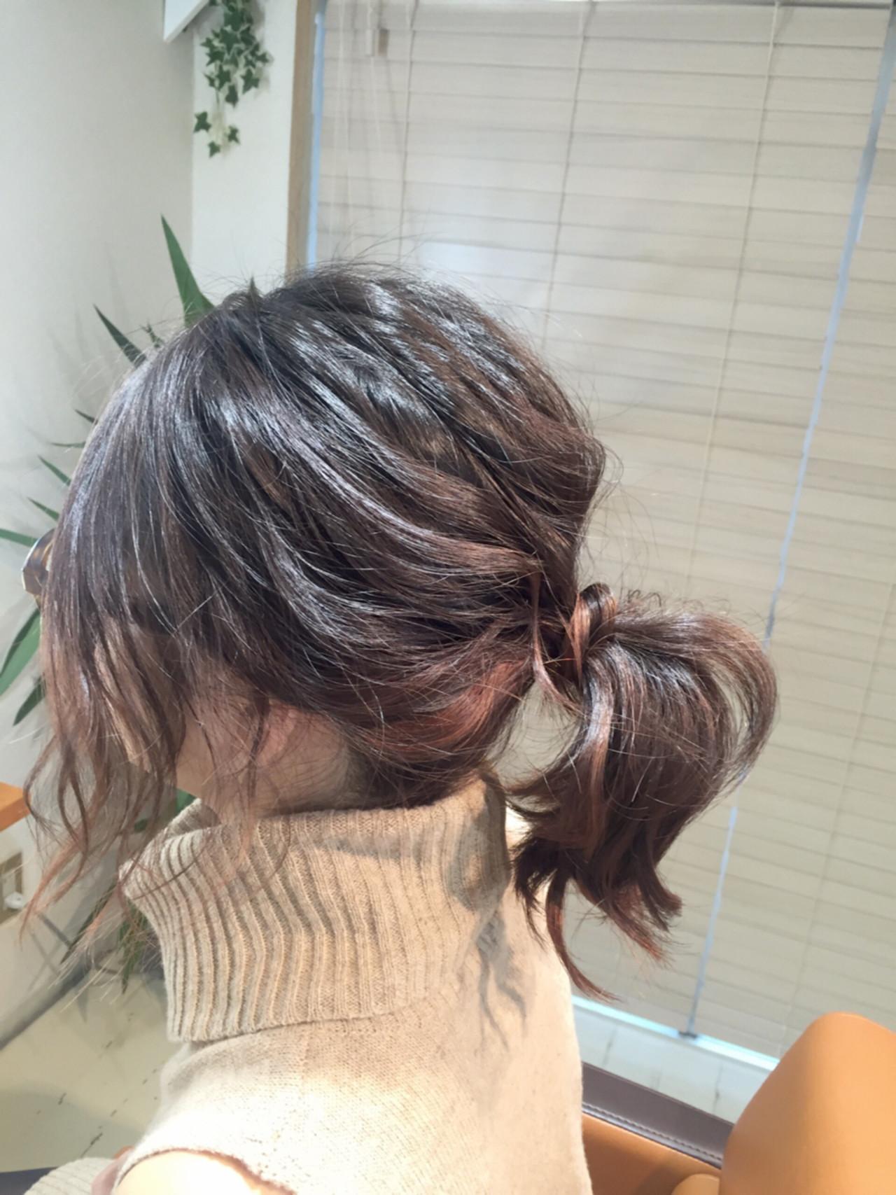 王道から今限定のスタイルまで!ポニーテールの使いこなし方とは?♪ KAUNALOA hair&make