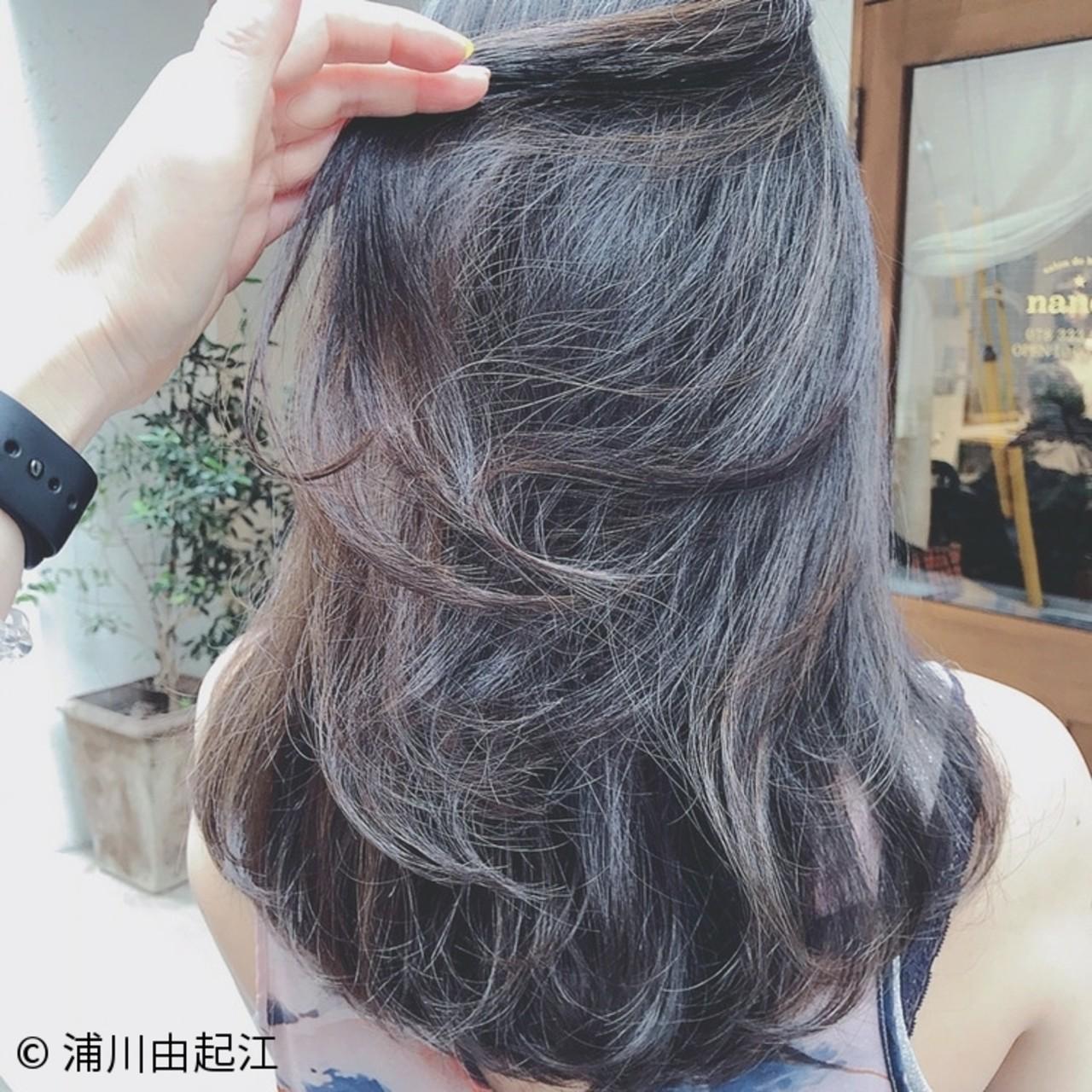 フェミニン ロング 大人かわいい デートヘアスタイルや髪型の写真・画像