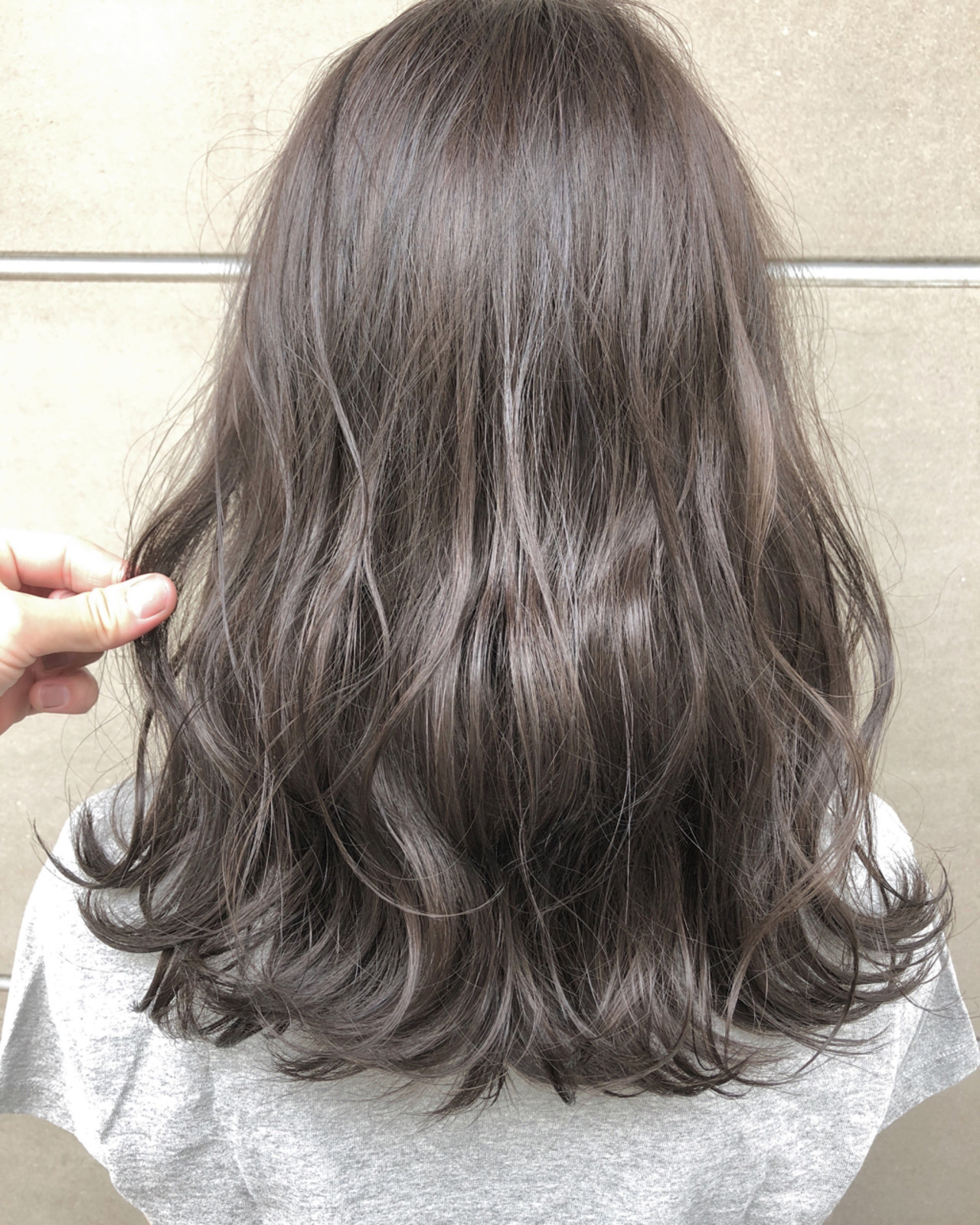 ミディアム 結婚式 ナチュラル 簡単ヘアアレンジヘアスタイルや髪型の写真・画像