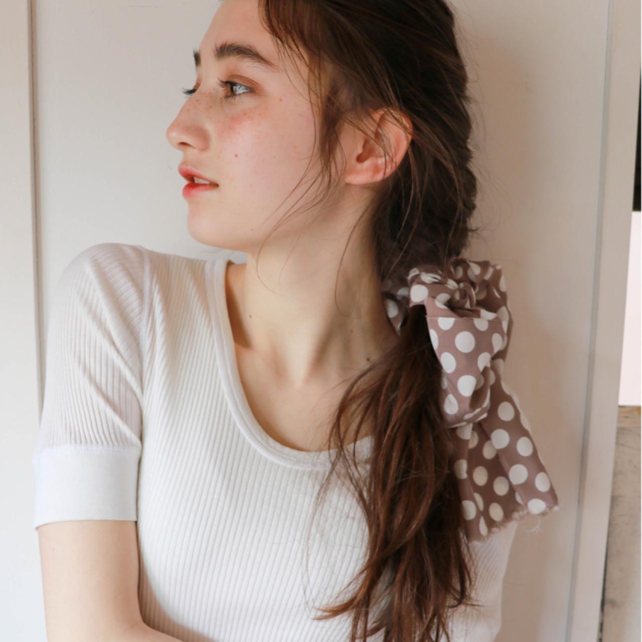 ショート ナチュラル 簡単ヘアアレンジ 大人女子 ヘアスタイルや髪型の写真・画像   一色 さおり / LOAVE AOYAMA(ローブ アオヤマ)