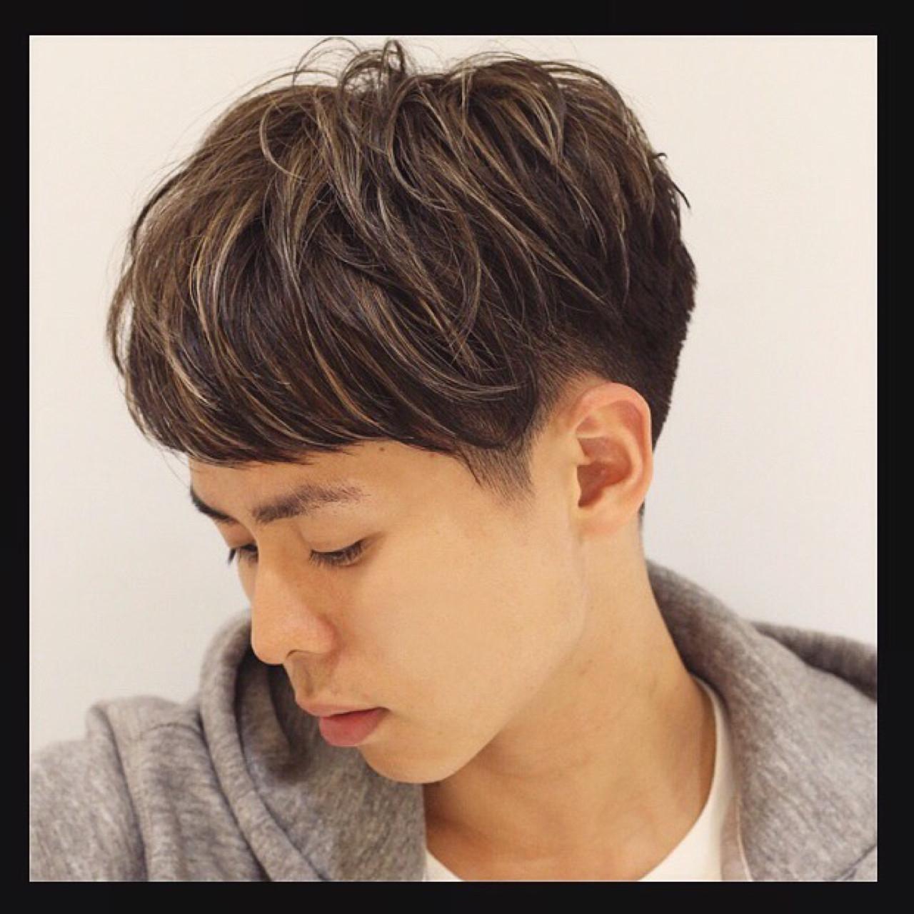 アッシュ グレージュ ショート 外国人風 ヘアスタイルや髪型の写真・画像 | hayase (ヨシモトハヤセ) / Nove Lina