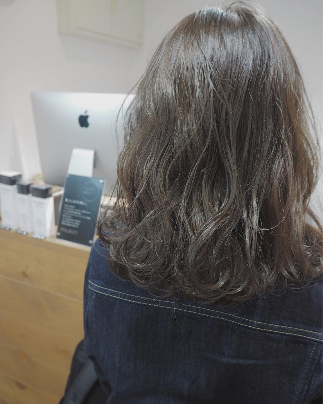 ボブ 大人女子 小顔 外国人風ヘアスタイルや髪型の写真・画像