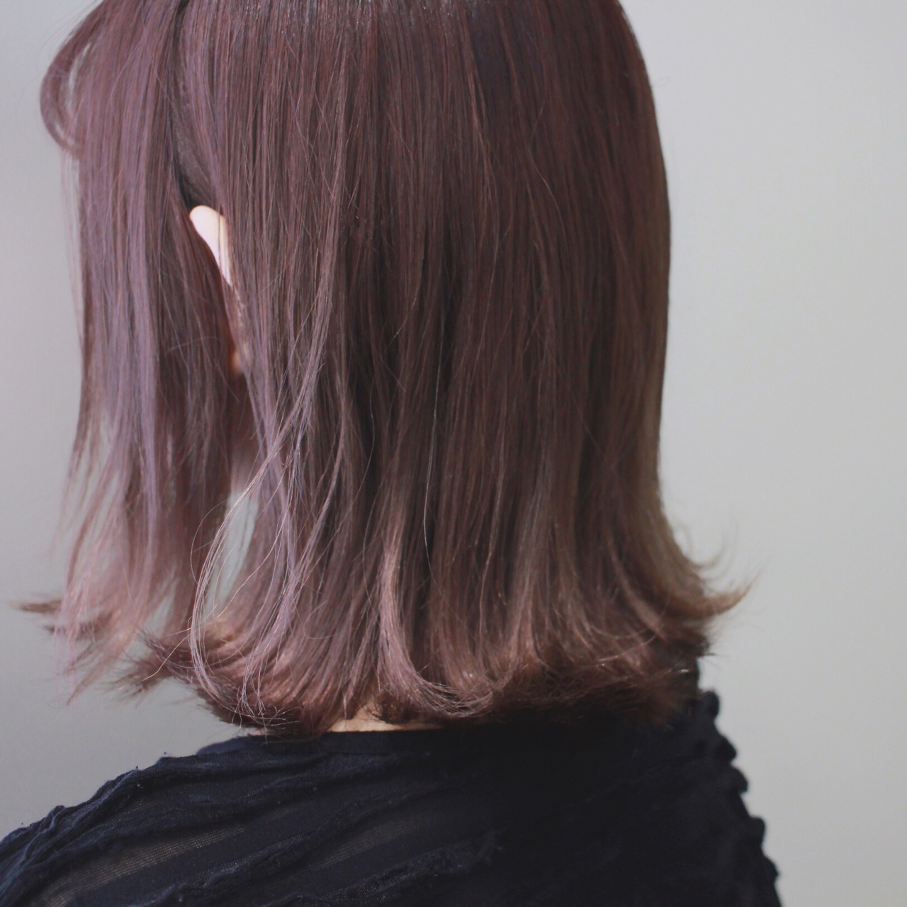ナチュラル グレージュ 外国人風カラー グラデーションカラーヘアスタイルや髪型の写真・画像
