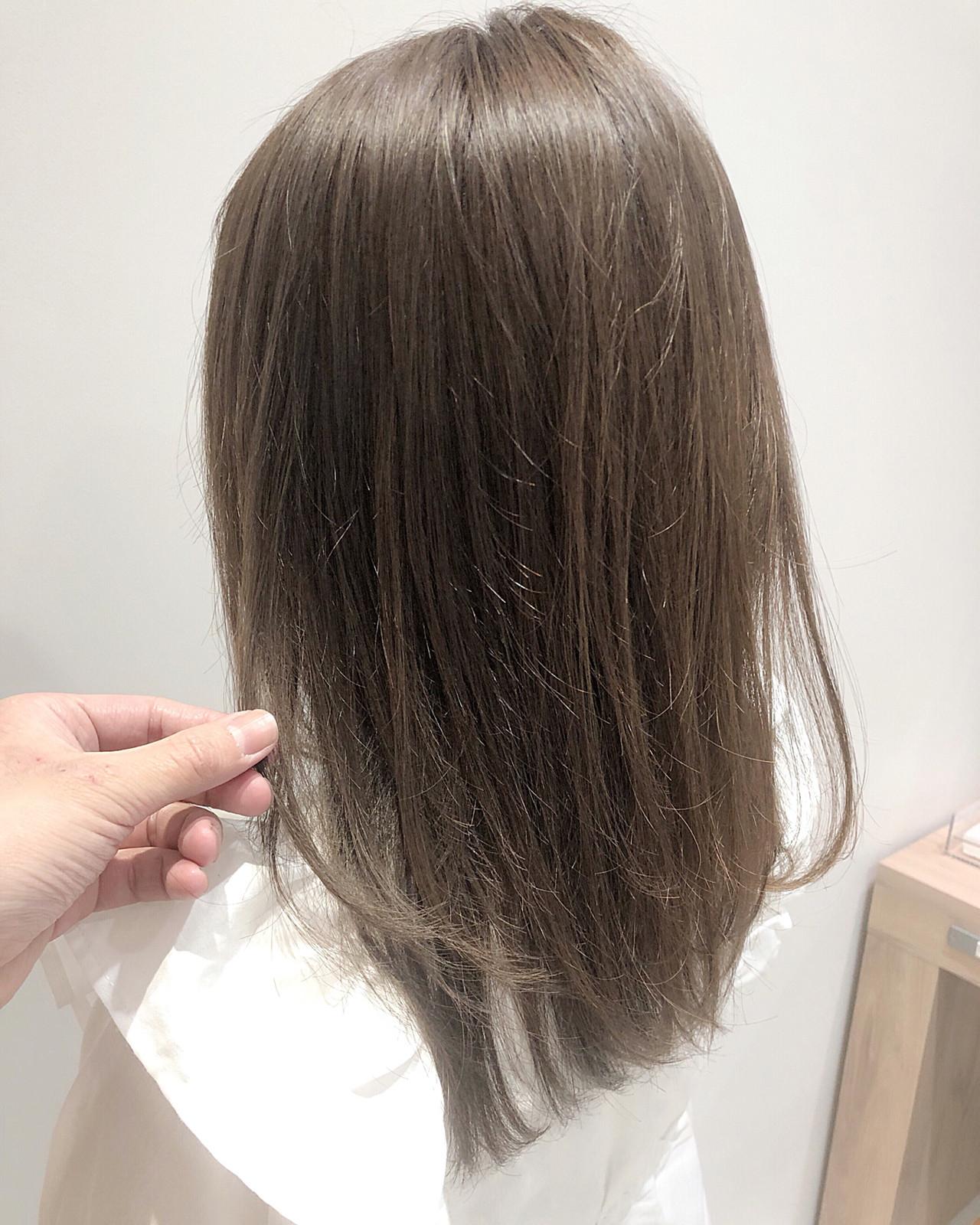 オフィス 簡単ヘアアレンジ アウトドア デートヘアスタイルや髪型の写真・画像