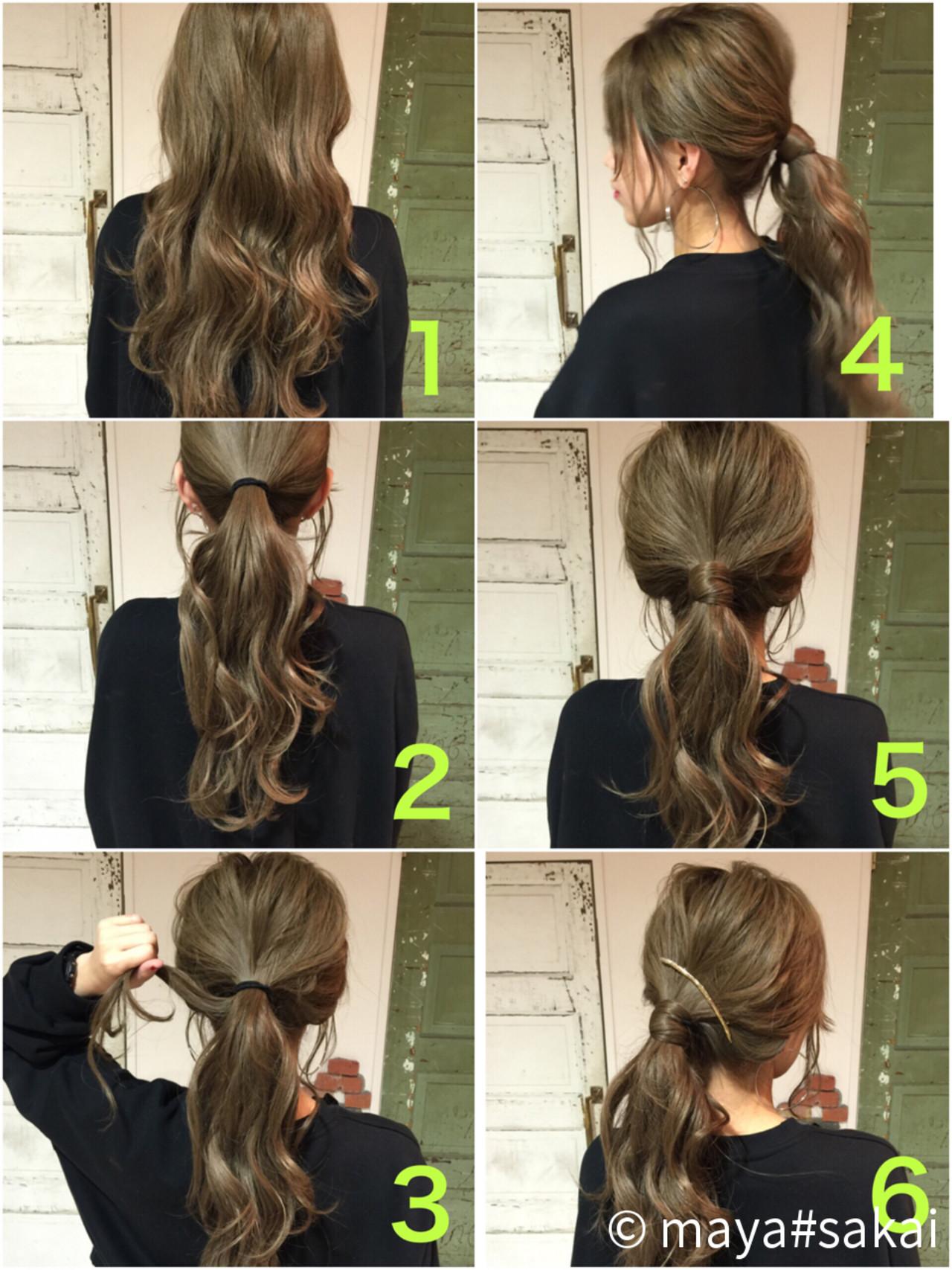 フェミニン ゆるふわ 大人かわいい ロング ヘアスタイルや髪型の写真・画像 | maya#sakai / Mu.hair.labo