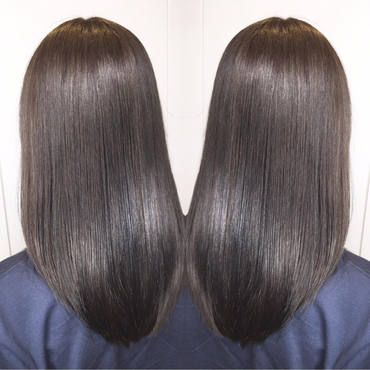 黒髪 アウトドア ミディアム ストリートヘアスタイルや髪型の写真・画像