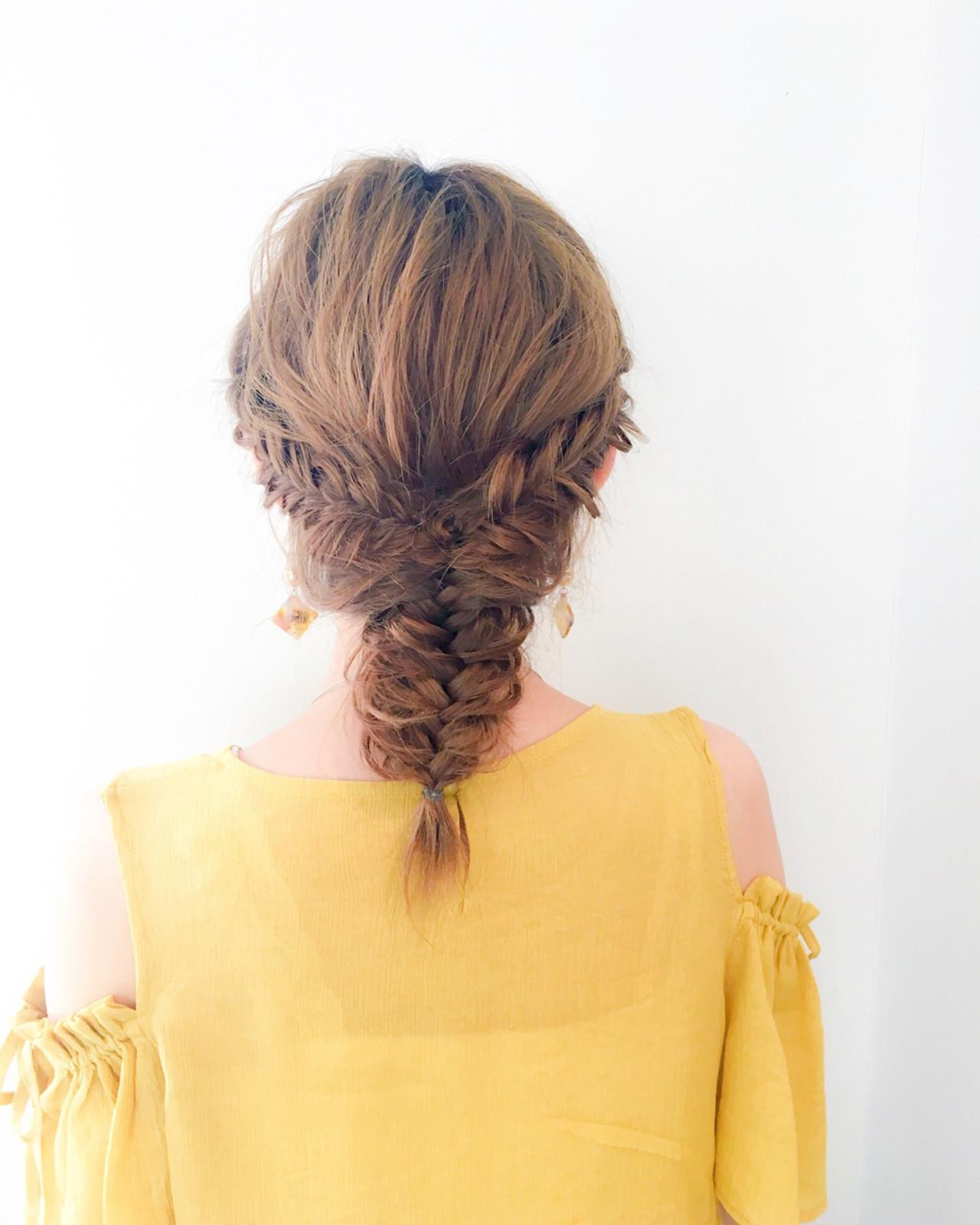 ルーズ デート ナチュラル ヘアアレンジ ヘアスタイルや髪型の写真・画像 | 美容師HIRO/Amoute代表 / Amoute/アムティ