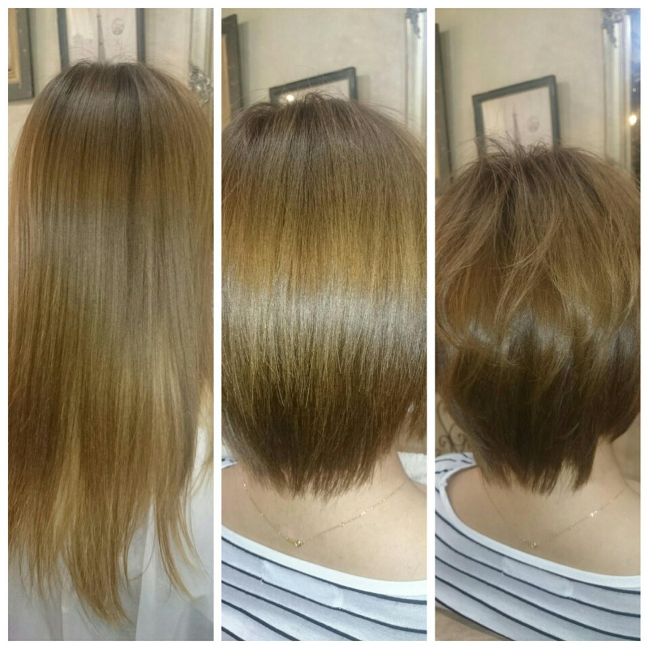 フェミニン ボブ 大人かわいい ガーリー ヘアスタイルや髪型の写真・画像 | 村松芳幸 / parade