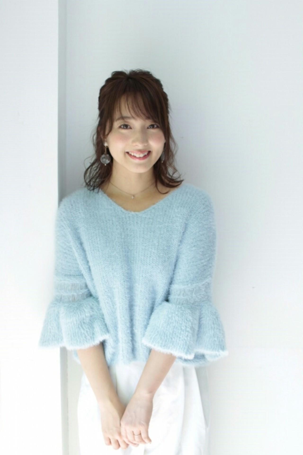 ボブ ショート ナチュラル ヘアアレンジ ヘアスタイルや髪型の写真・画像 | asuka /