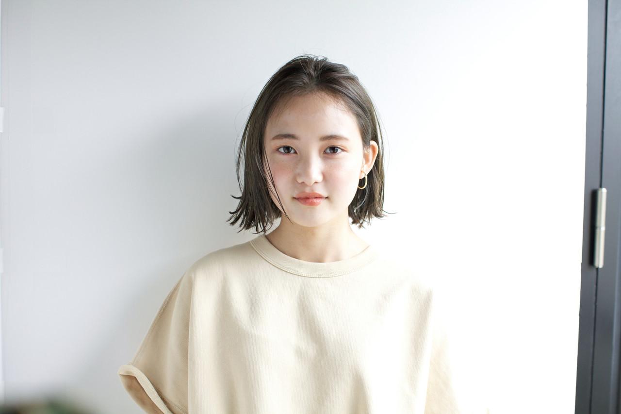 アンニュイほつれヘア スポーツ ナチュラル パーマ ヘアスタイルや髪型の写真・画像 | 佐脇 正徳 / LOAVE AOYAMA(ローヴ アオヤマ)