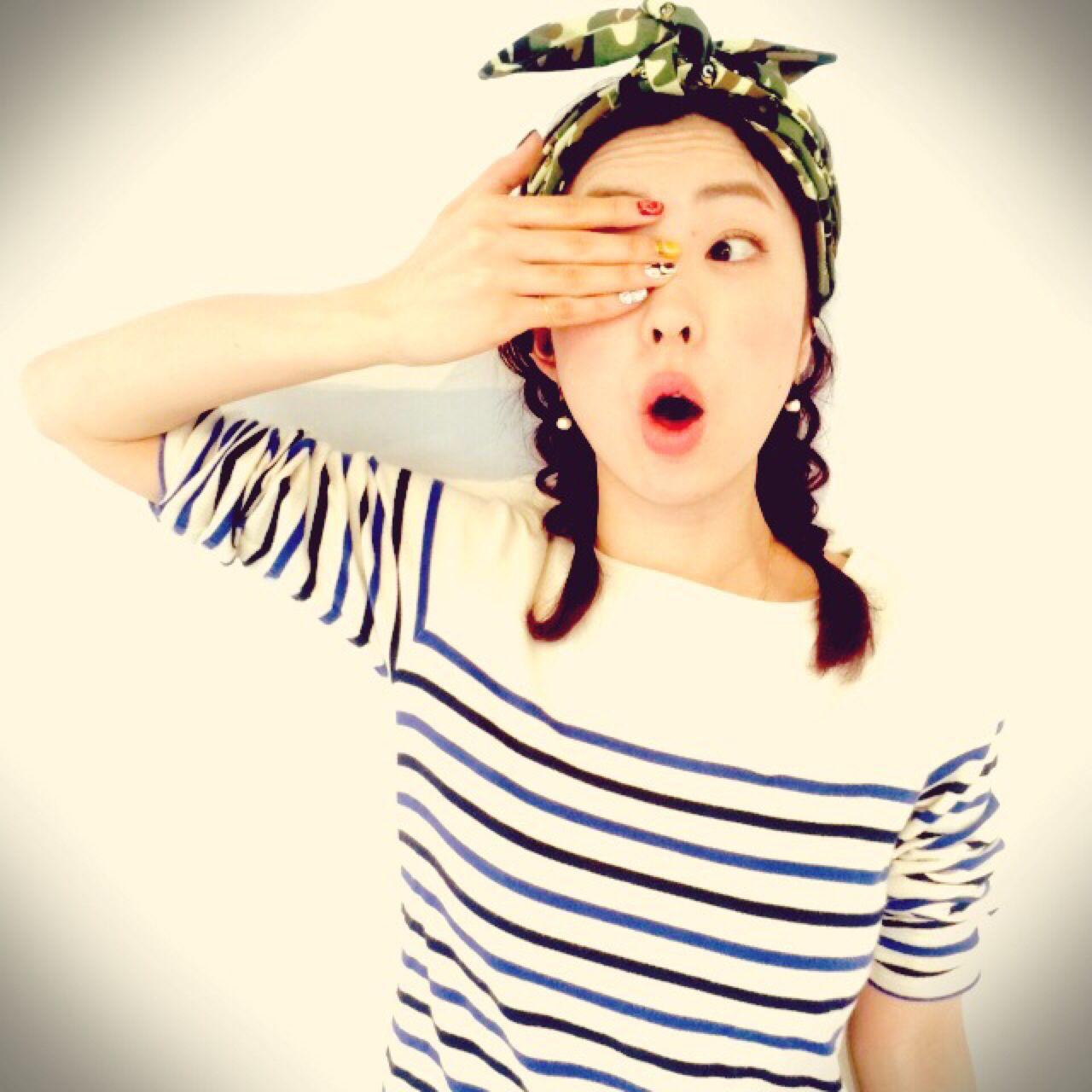 編み込み ストリート ヘアアクセ ラフ ヘアスタイルや髪型の写真・画像   世良 綾花 (ACQUA omotesando) / ACQUA omotesando