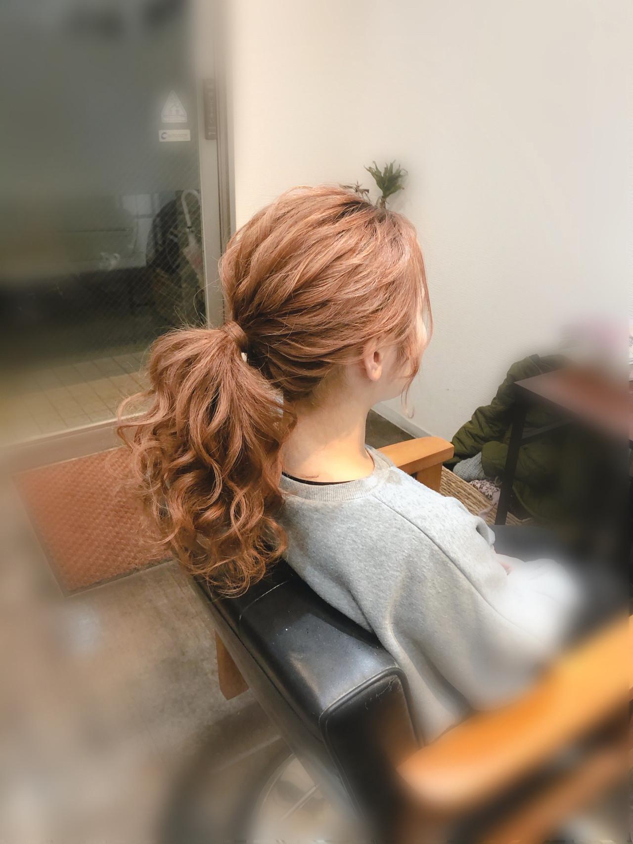 フェミニン ブライダル ヘアセット 結婚式ヘアスタイルや髪型の写真・画像