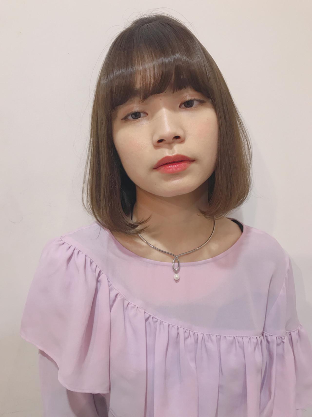 ロブ 結婚式 ヘアアレンジ 成人式 ヘアスタイルや髪型の写真・画像 | 熊沢恵斗 / baLon.