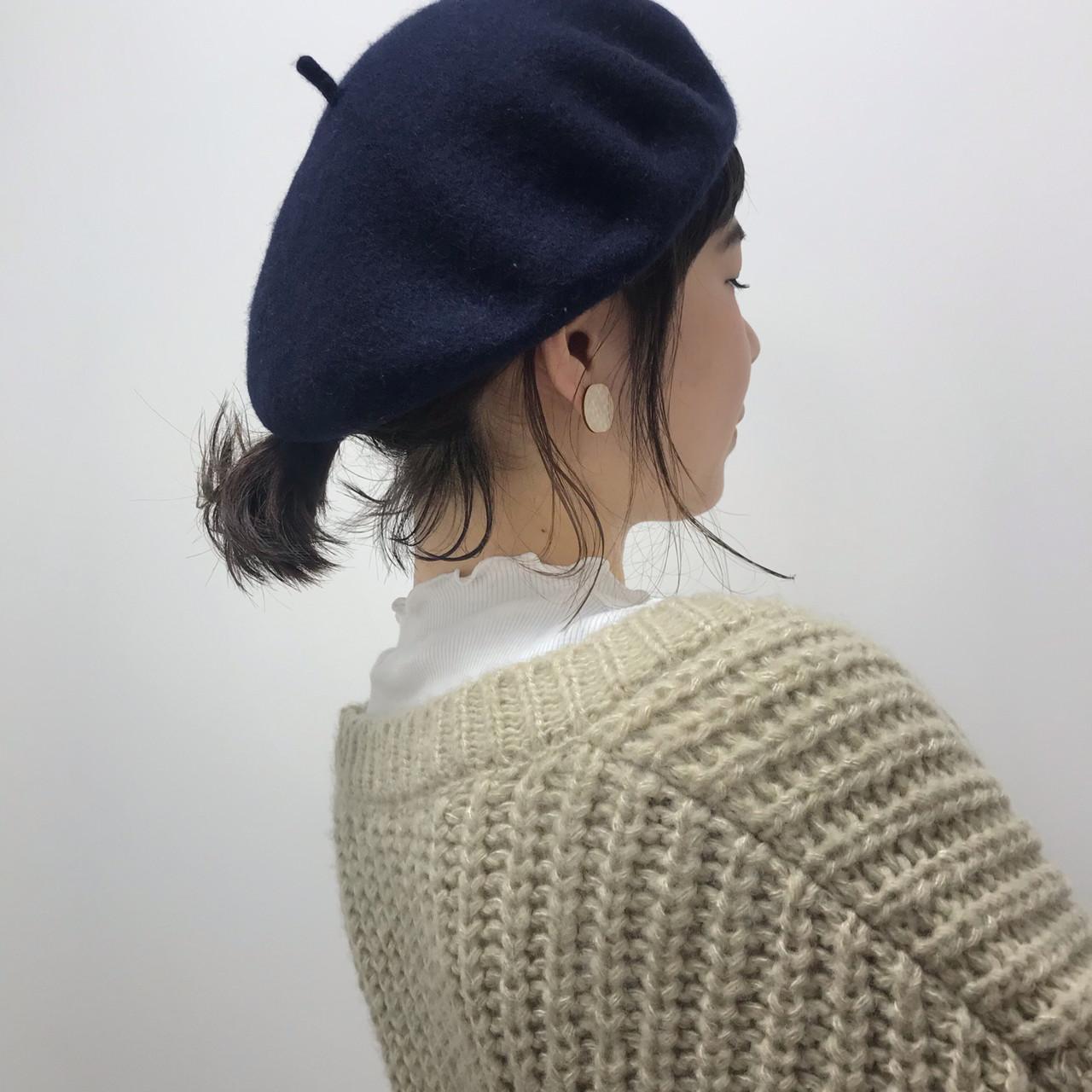 大人女子 ヘアカラー ガーリー 福岡市ヘアスタイルや髪型の写真・画像