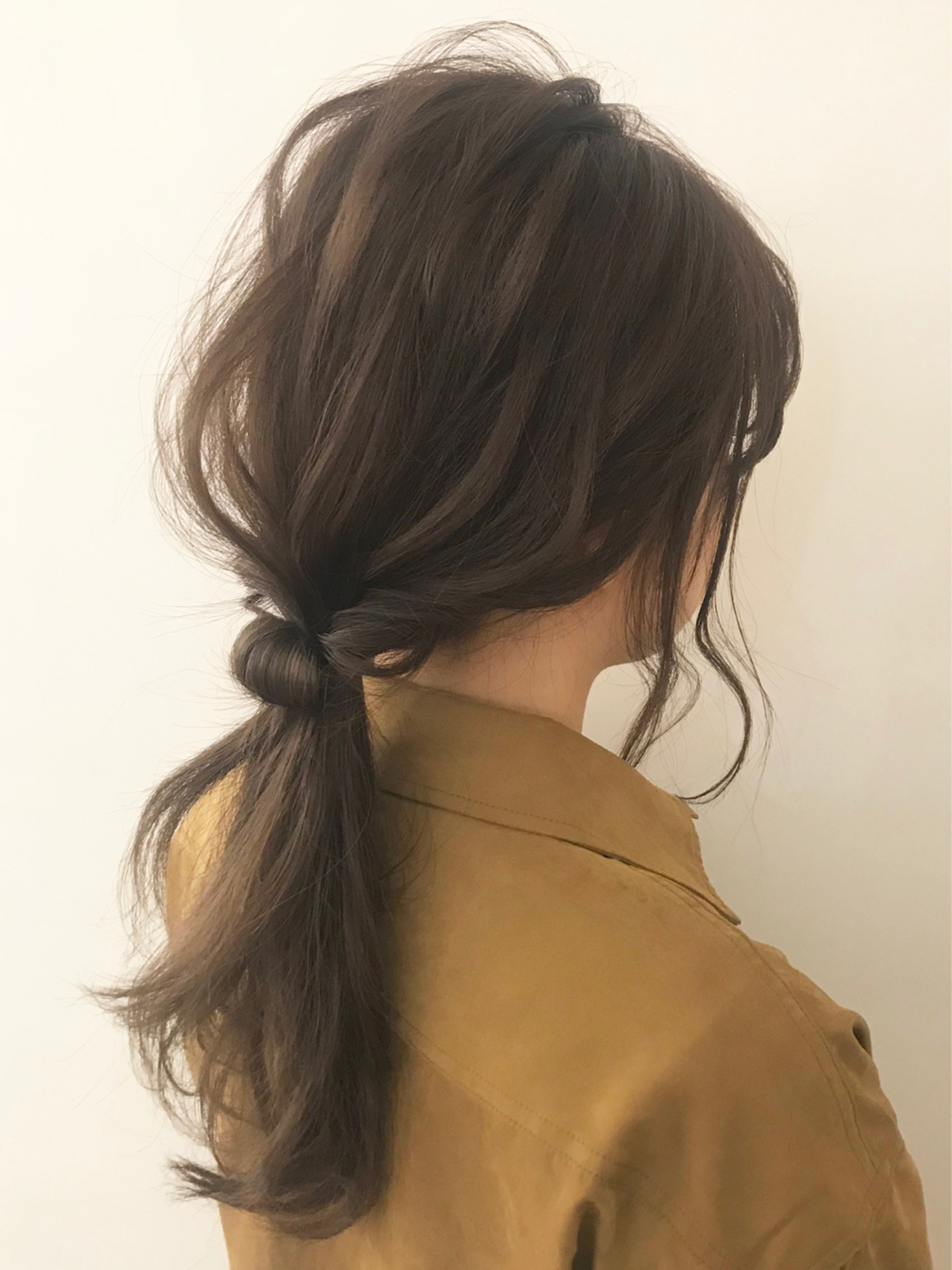 デート ヘアアレンジ ナチュラル 黒髪 ヘアスタイルや髪型の写真・画像 | ヤマキタ トシキ Neolive / Neolive CiroL.