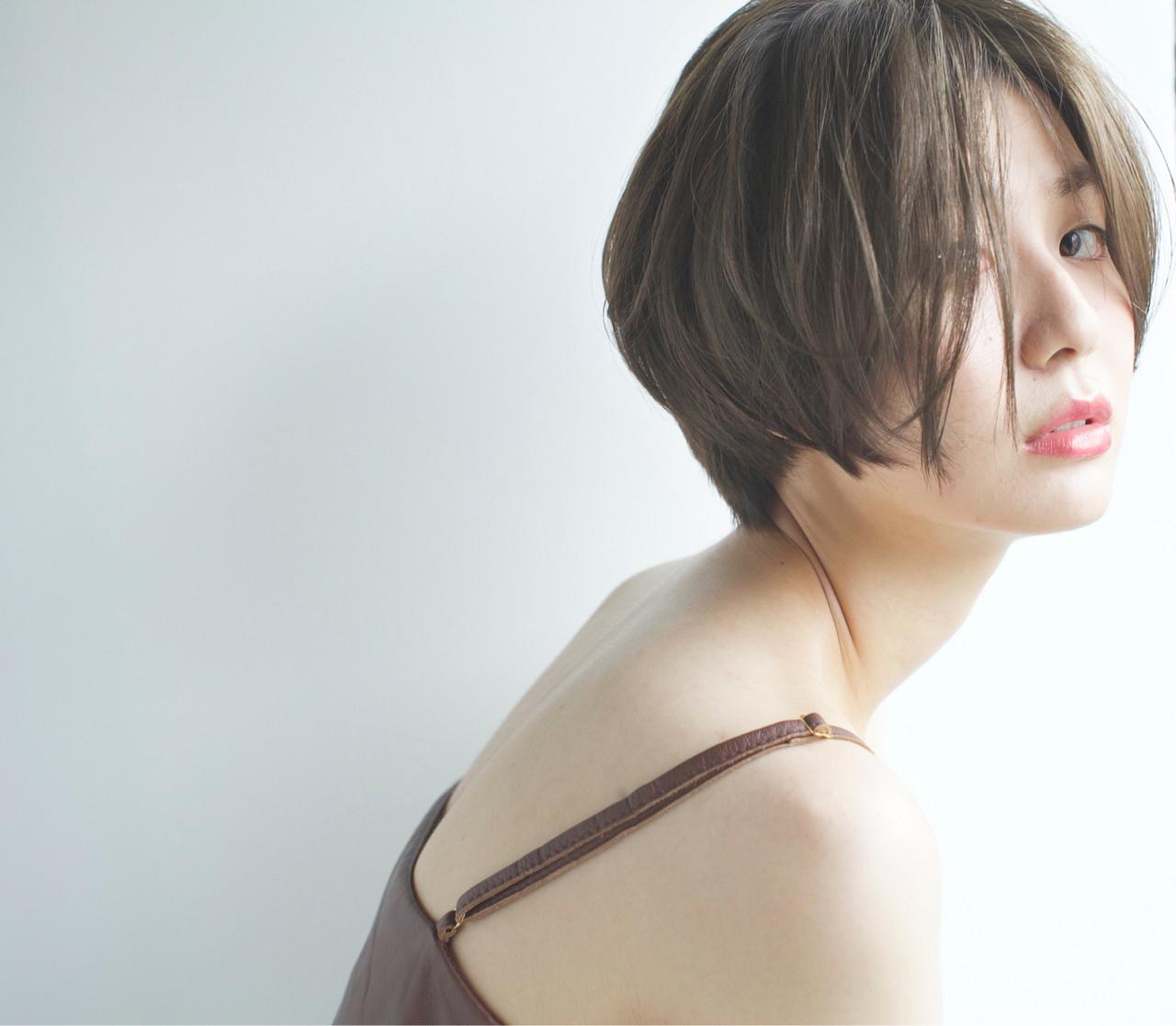 カッコイイよりも断然可愛くいたいでしょ。ガッツリショートでこの夏をのりきれ! 佐脇 正徳 / LOAVE AOYAMA