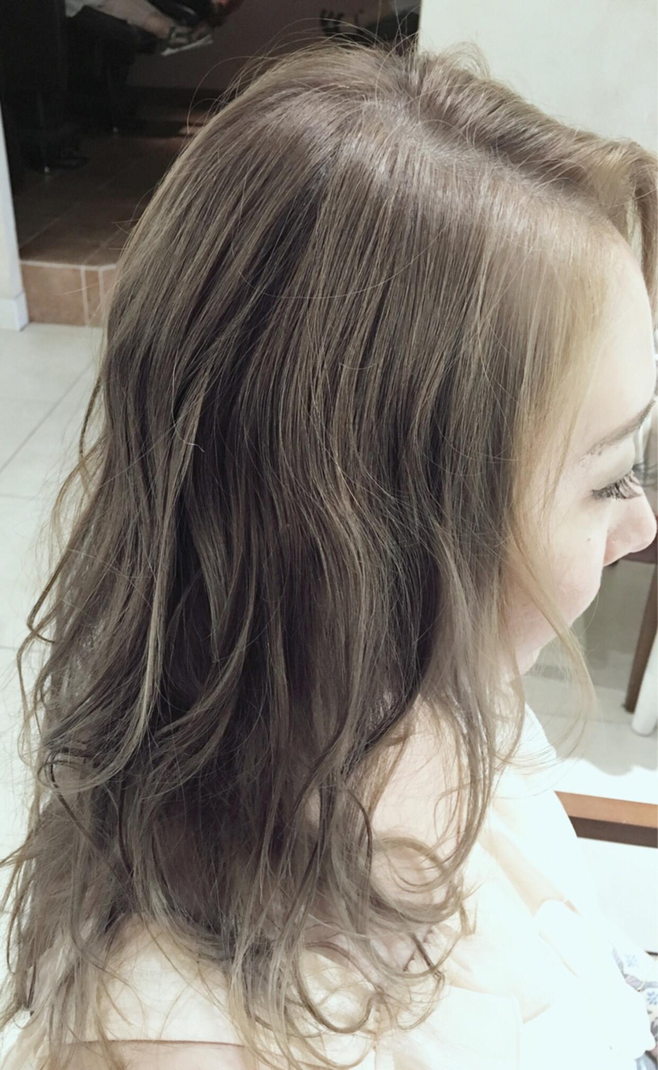 こなれ感 小顔 大人女子 ナチュラル ヘアスタイルや髪型の写真・画像 | 宮本 誉志成 / Euphoria SHIBUYA GRANDE