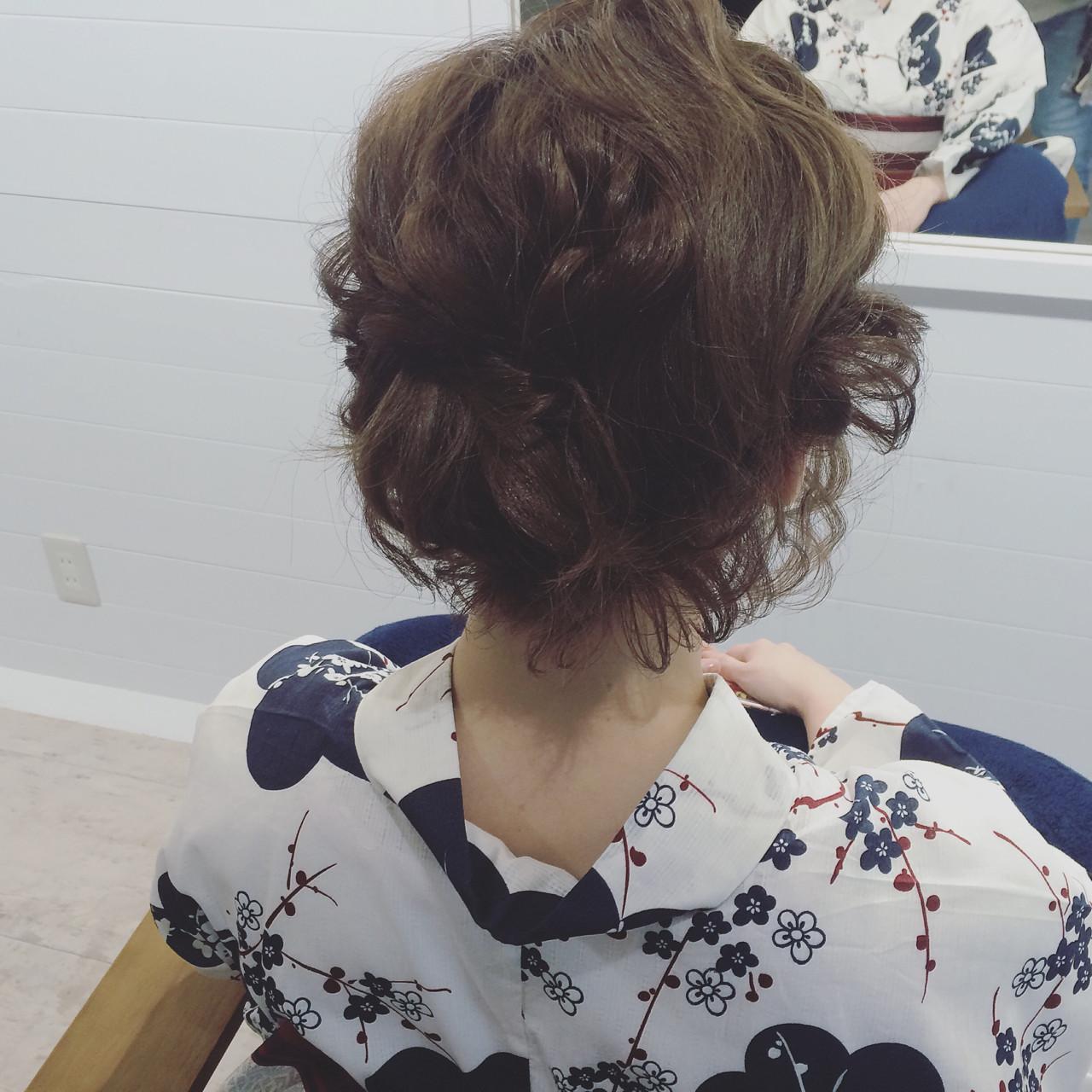 ヘアアレンジ ナチュラル ハーフアップ フェミニン ヘアスタイルや髪型の写真・画像   YUJI / LIICHI / LIICHI (リイチ)