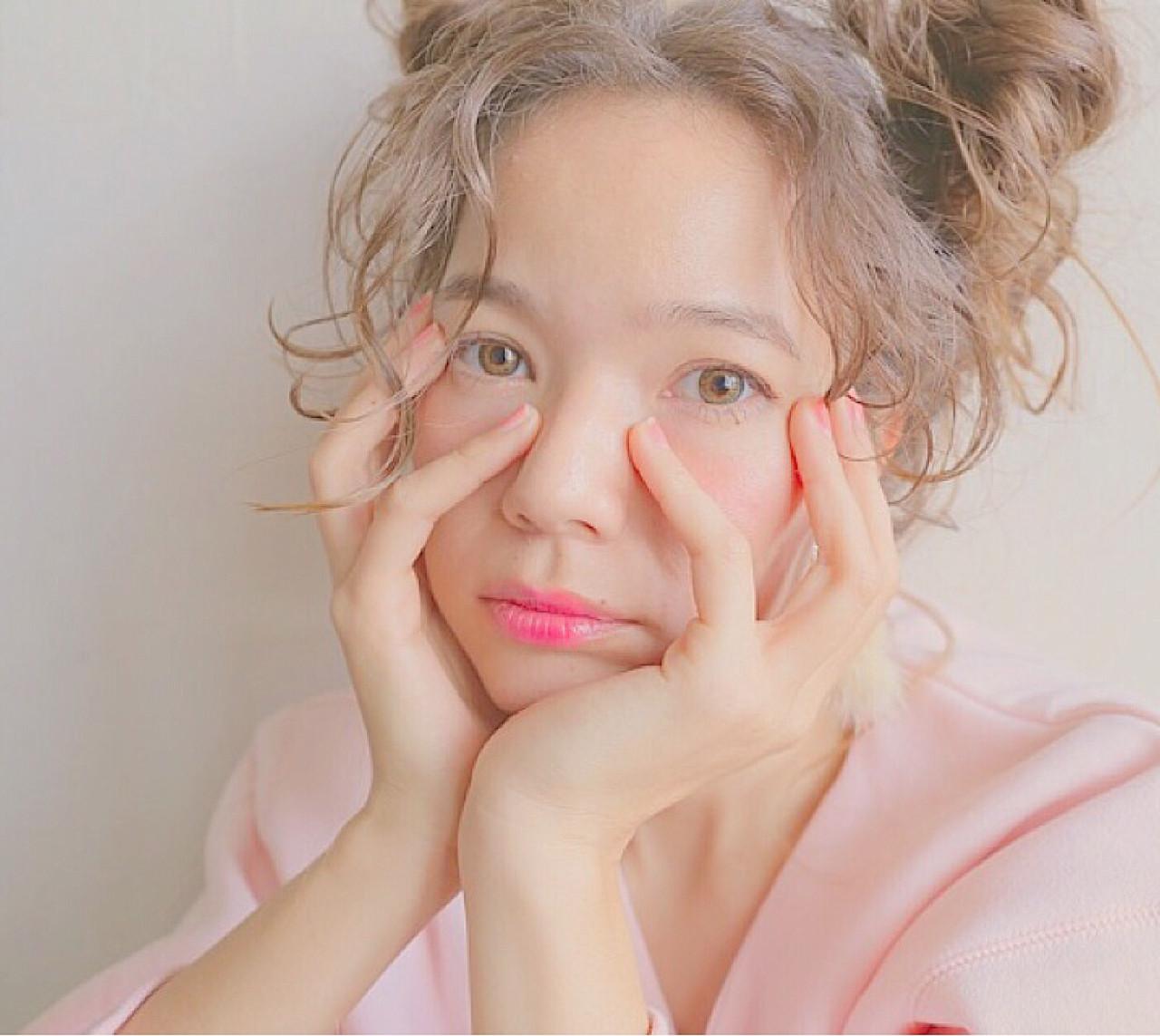 外国人風 抜け感 ショート 愛され ヘアスタイルや髪型の写真・画像 | 米澤香央里 / SYAN