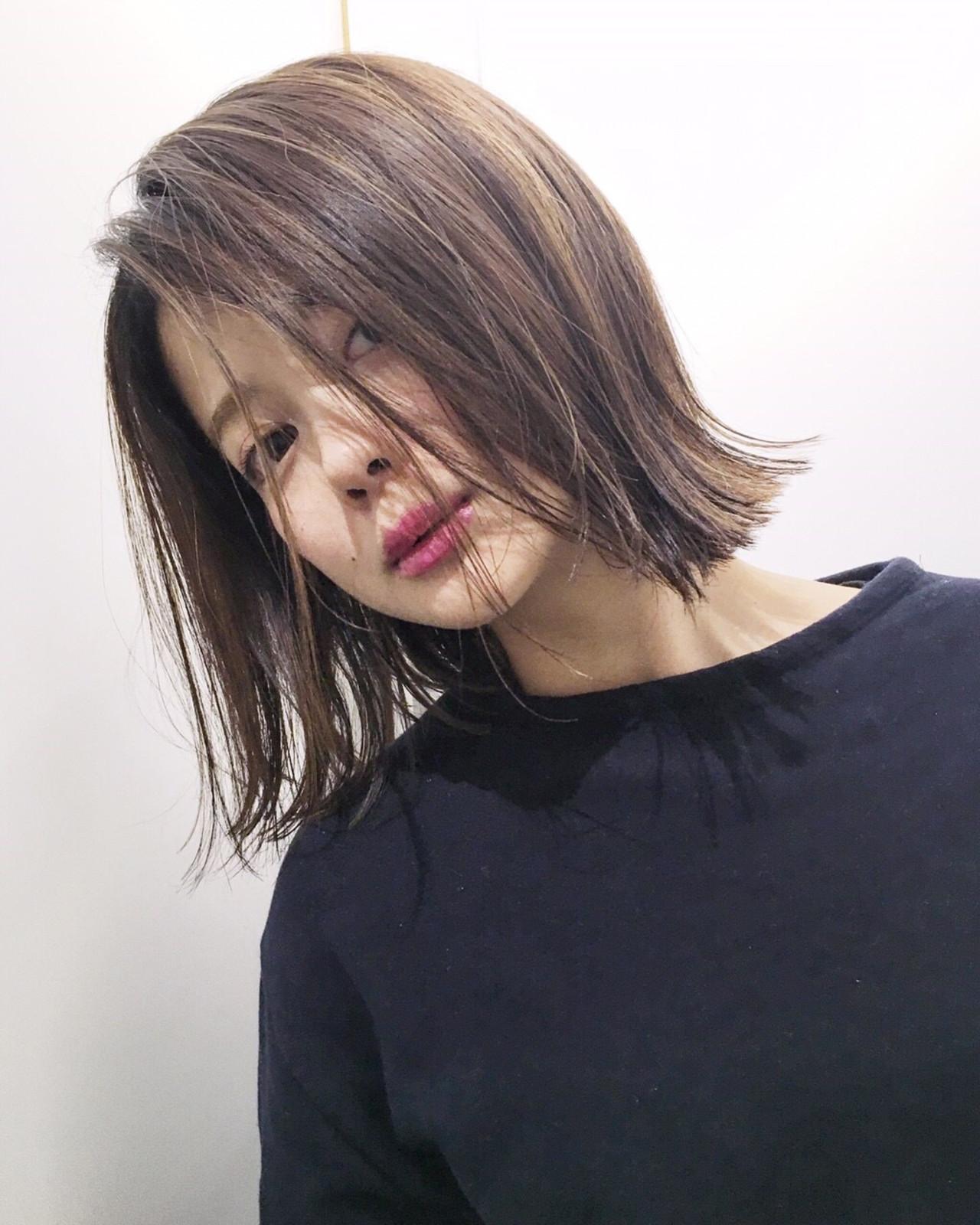 愛され女子のヘアスタイル♡みんなが選んだボブヘアTOP10! Sachiko Handa