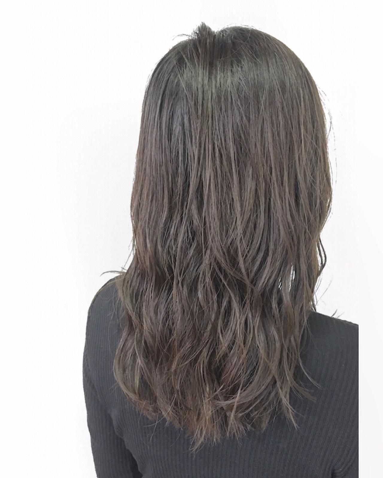 ゆるふわ 外国人風 モテ髪 ヘアアレンジ ヘアスタイルや髪型の写真・画像 | AKIL'A / NEEL
