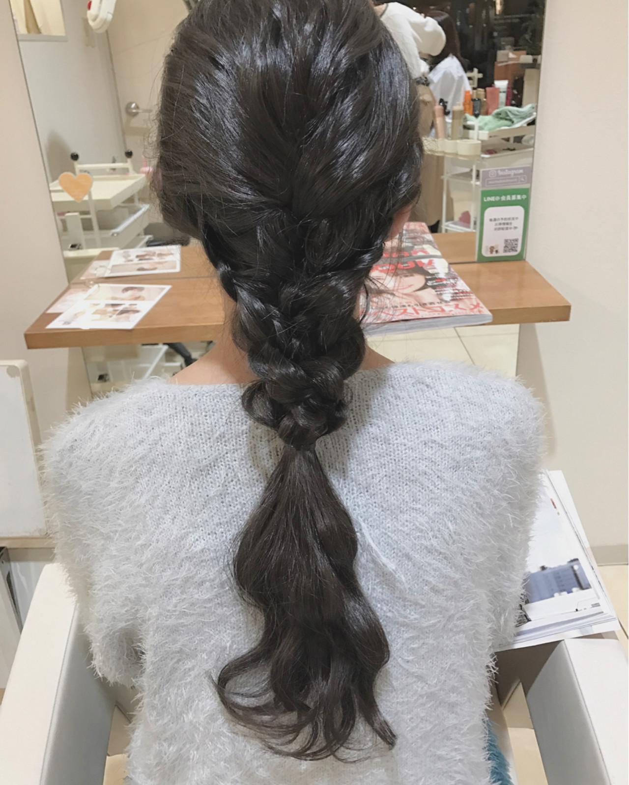 ショート 大人かわいい ヘアアレンジ 簡単ヘアアレンジ ヘアスタイルや髪型の写真・画像 | 小田 孝一 / Oase makoto brands
