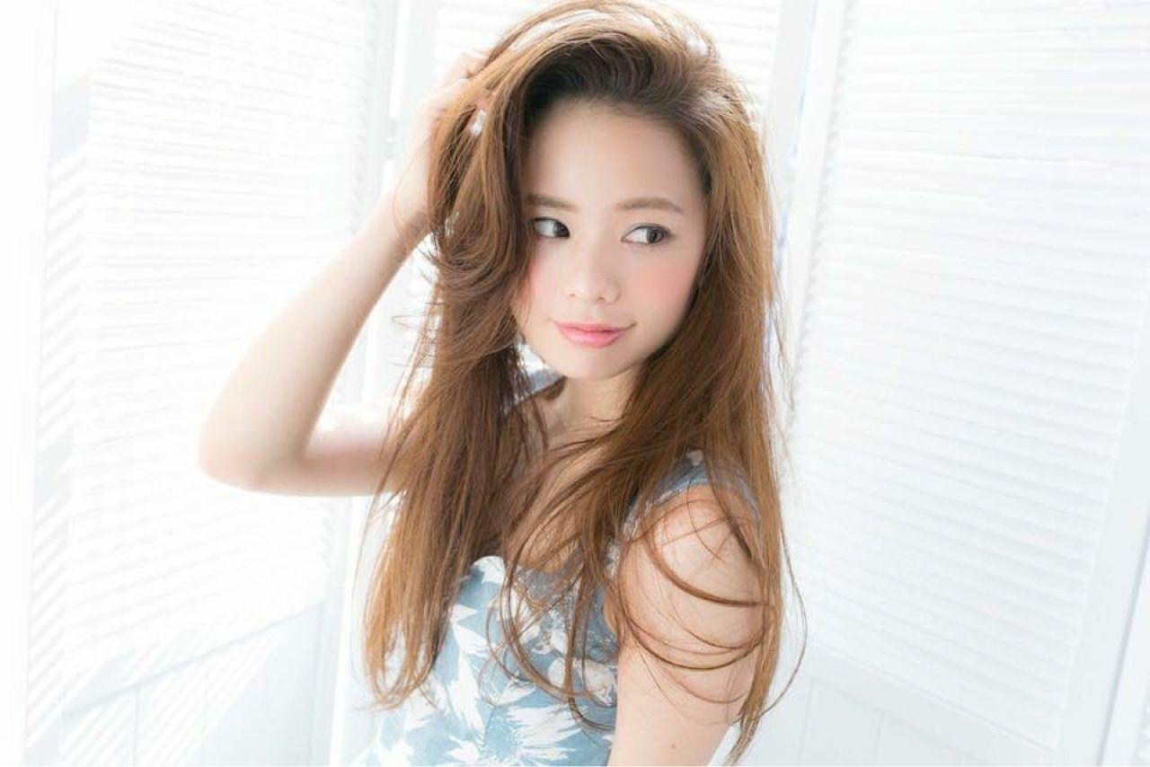 色気がググッと急上昇♡今流行りの「91ヘア」の魅力に迫る。 田中 紗貴