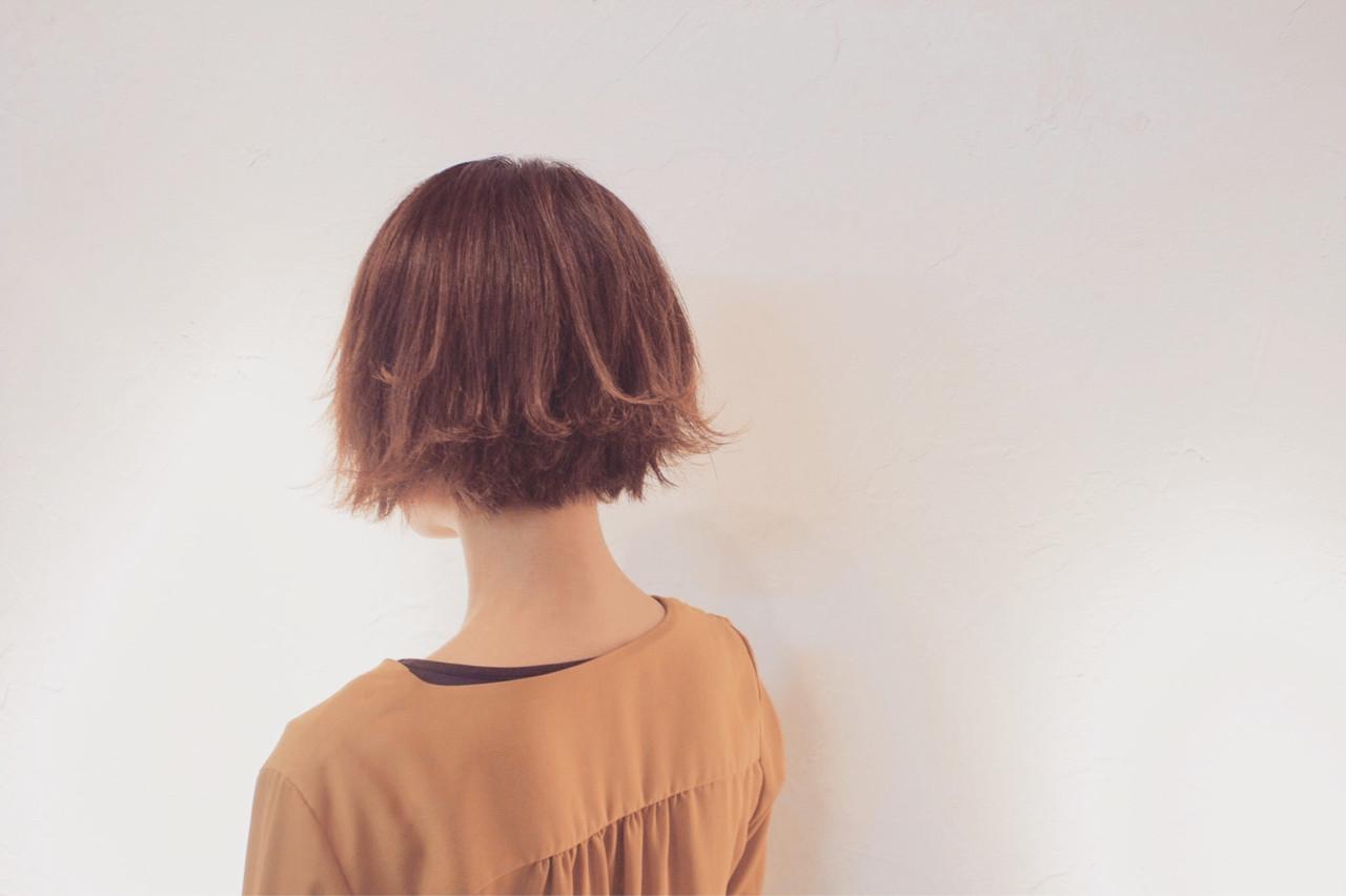 ショート モード ヘアスタイルや髪型の写真・画像 | 大西 つねお /  ELMO