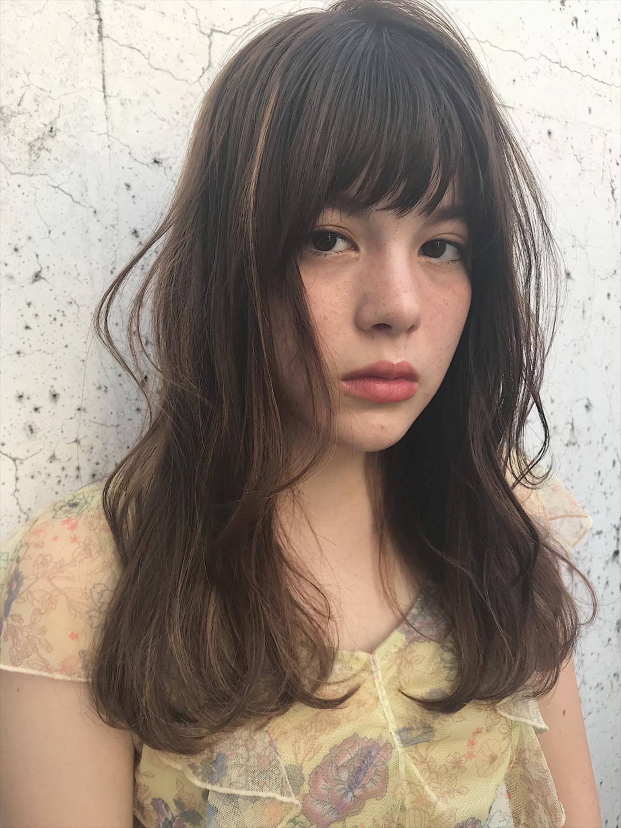 前髪あり デート フェミニン ヘアアレンジ ヘアスタイルや髪型の写真・画像 | さとうみさ / Sea by Lond 新宿