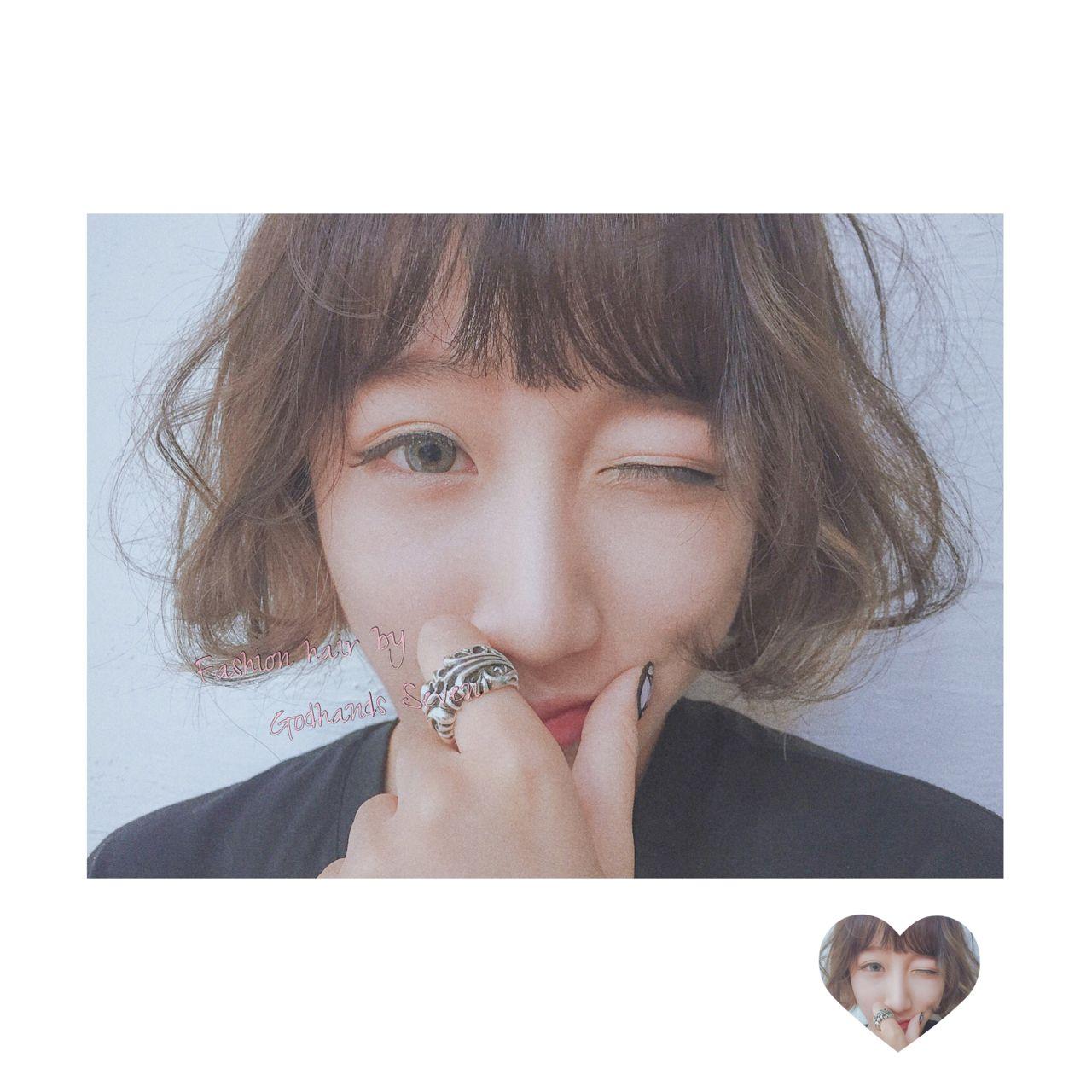 春 ロング ストリート パンク ヘアスタイルや髪型の写真・画像 | Seven /