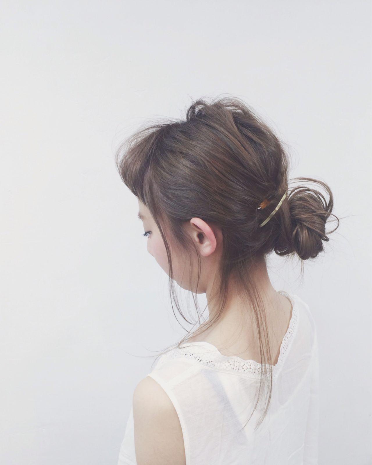 つけるだけでかわいい♡バレッタって超便利♡ 末藤 智子 / Laulea