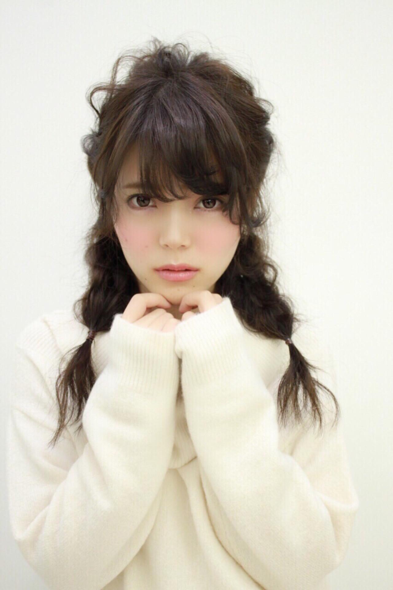 女の子にとって特別なバレンタイン。甘いヘアアレンジで彼の心を鷲掴み♡ 山田 あかり