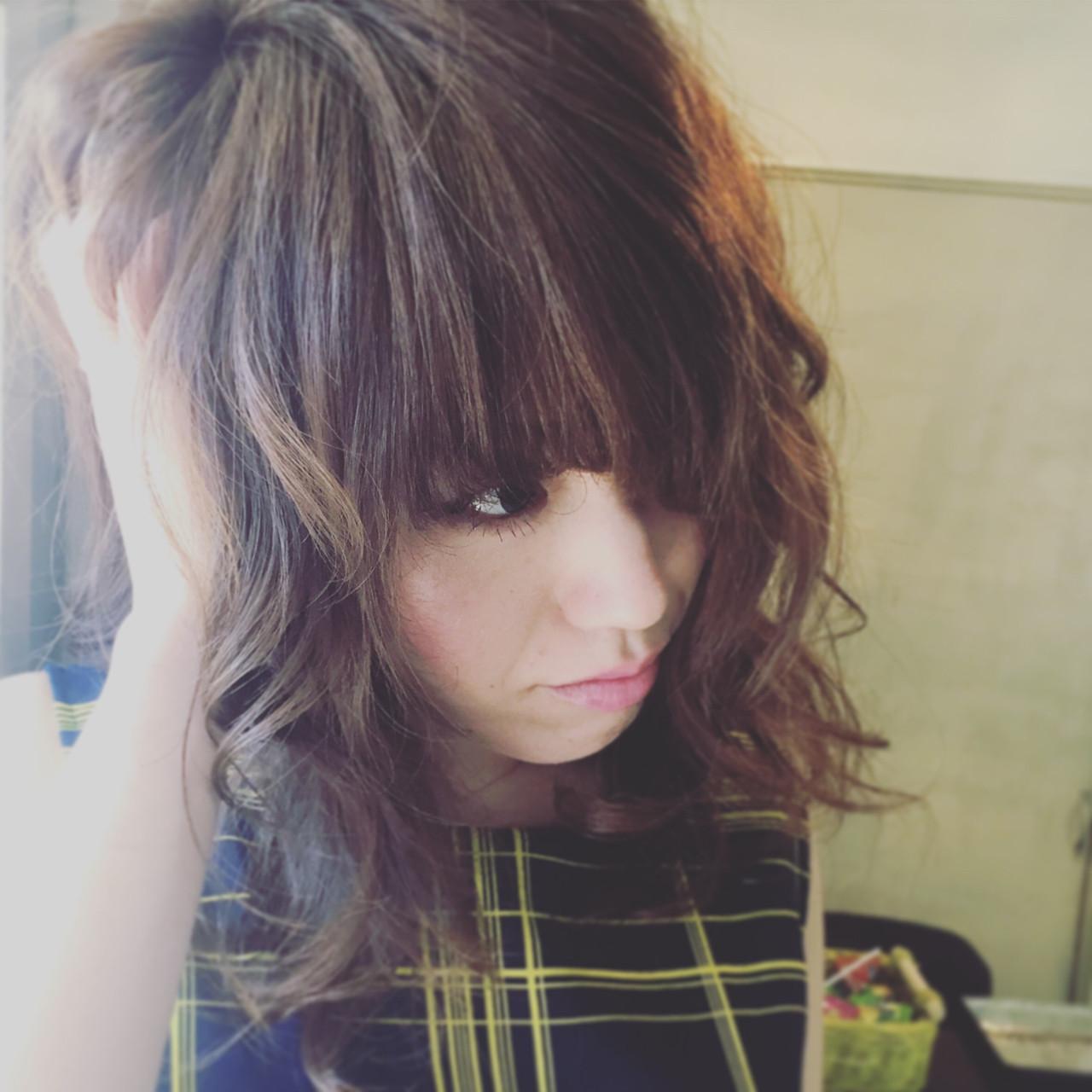 小顔 大人かわいい 色気 ボブ ヘアスタイルや髪型の写真・画像 | YUSUKE NAKAMURA / TORICO HEART (トリコハート)