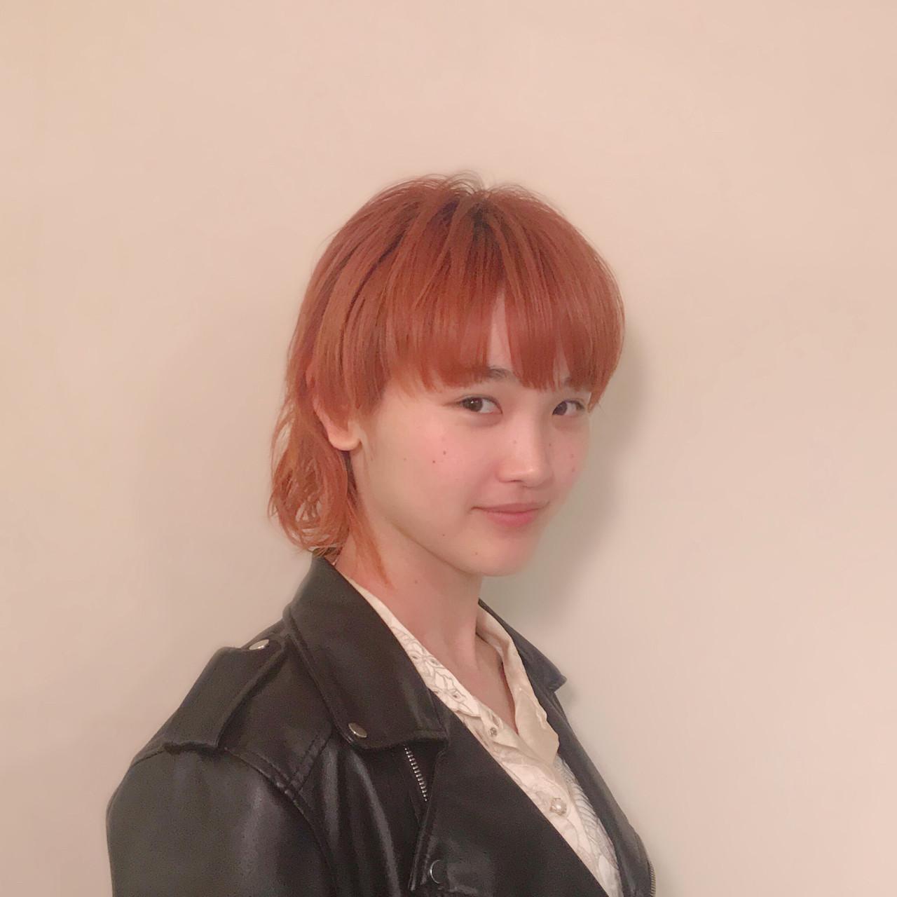 ミディアム ストリート スポーツ マッシュ ヘアスタイルや髪型の写真・画像 | 仙石将也 rire / rire