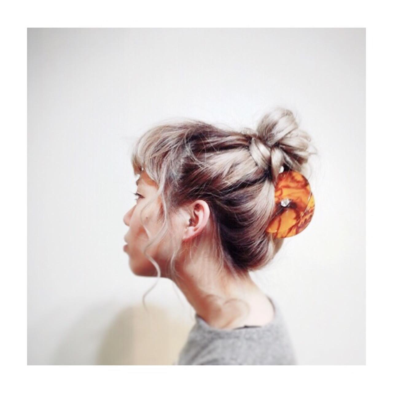 ショート ミディアム 大人かわいい 外国人風ヘアスタイルや髪型の写真・画像