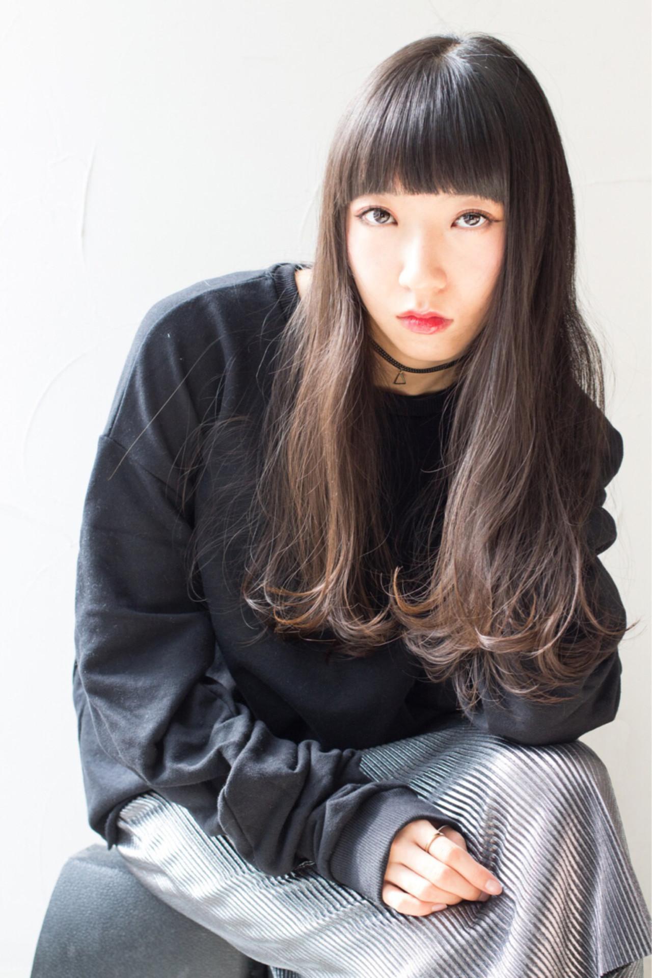 前髪重めスタイルでデカ目&小顔をつくる方法まとめ 山田涼一