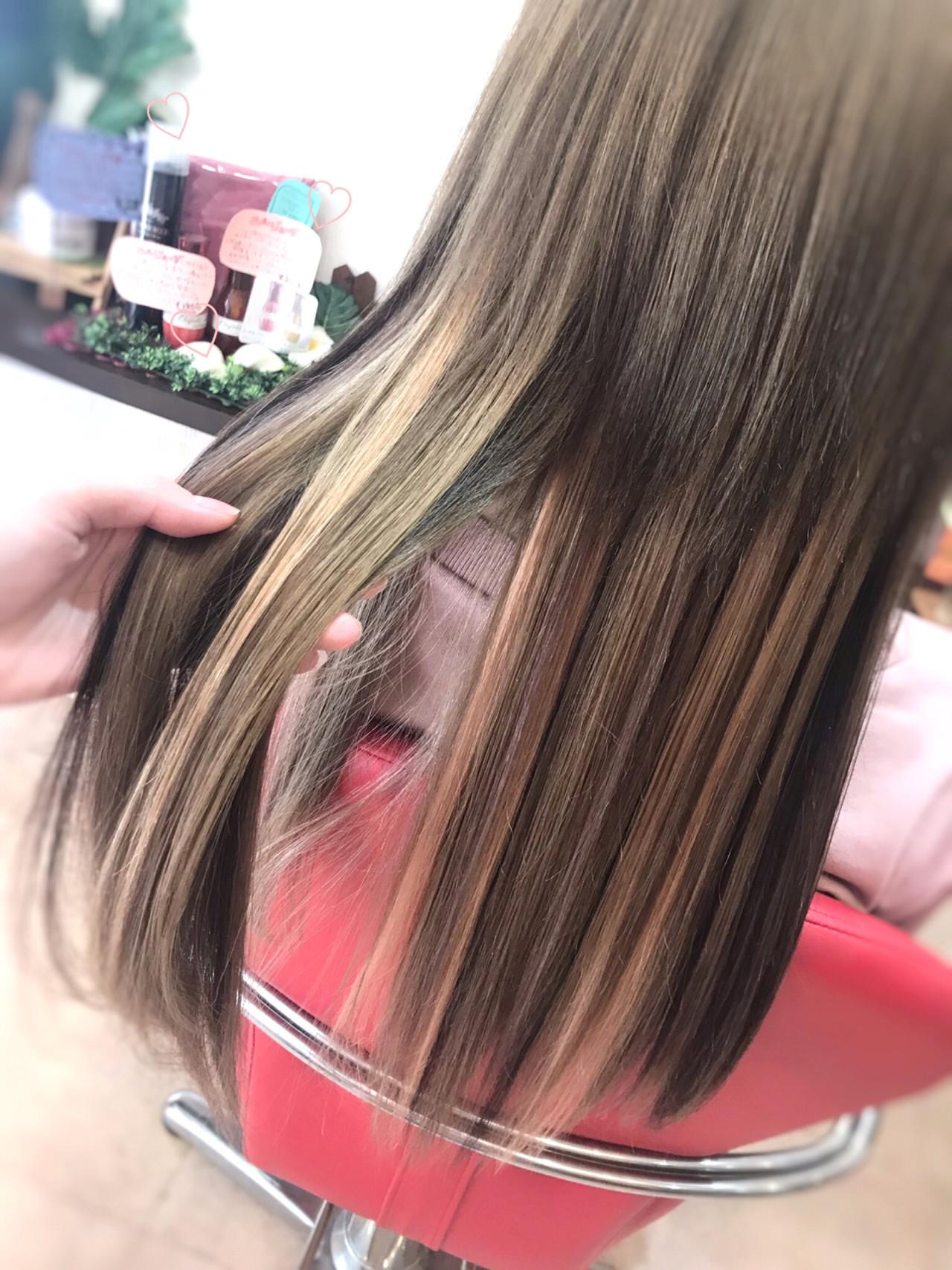 デート エクステ グラデーション ピンク ヘアスタイルや髪型の写真・画像 | リズム / エクステンションリズム北千住店